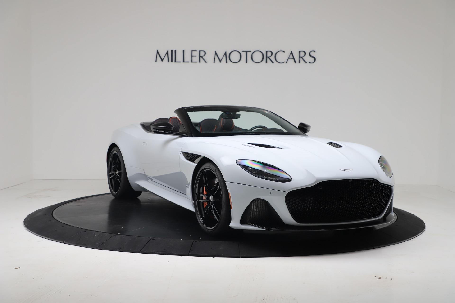 New 2020 Aston Martin DBS Superleggera For Sale In Greenwich, CT 3484_p10