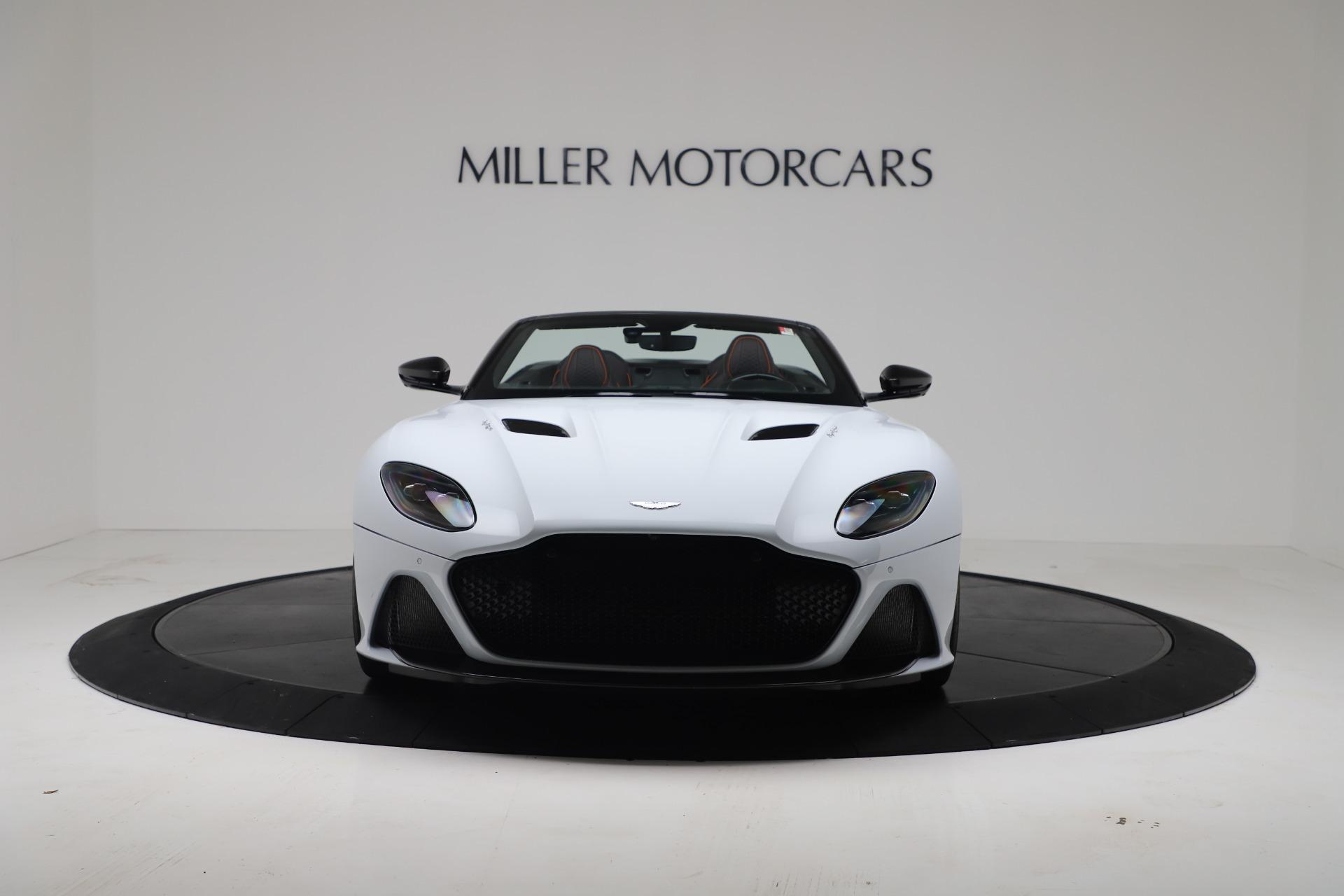 New 2020 Aston Martin DBS Superleggera For Sale In Greenwich, CT 3484_p11
