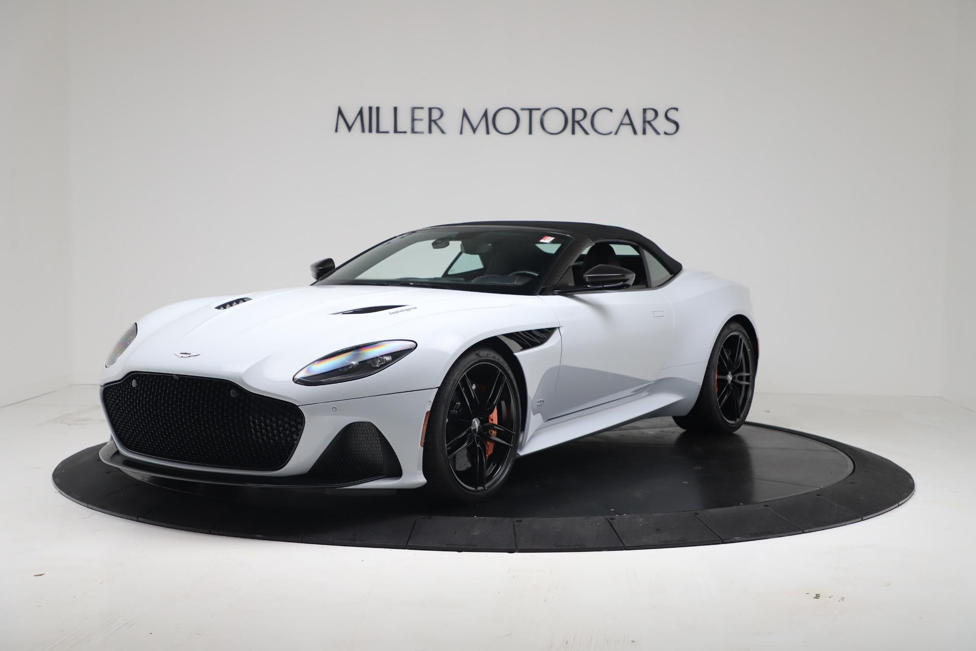 New 2020 Aston Martin DBS Superleggera For Sale In Greenwich, CT 3484_p13