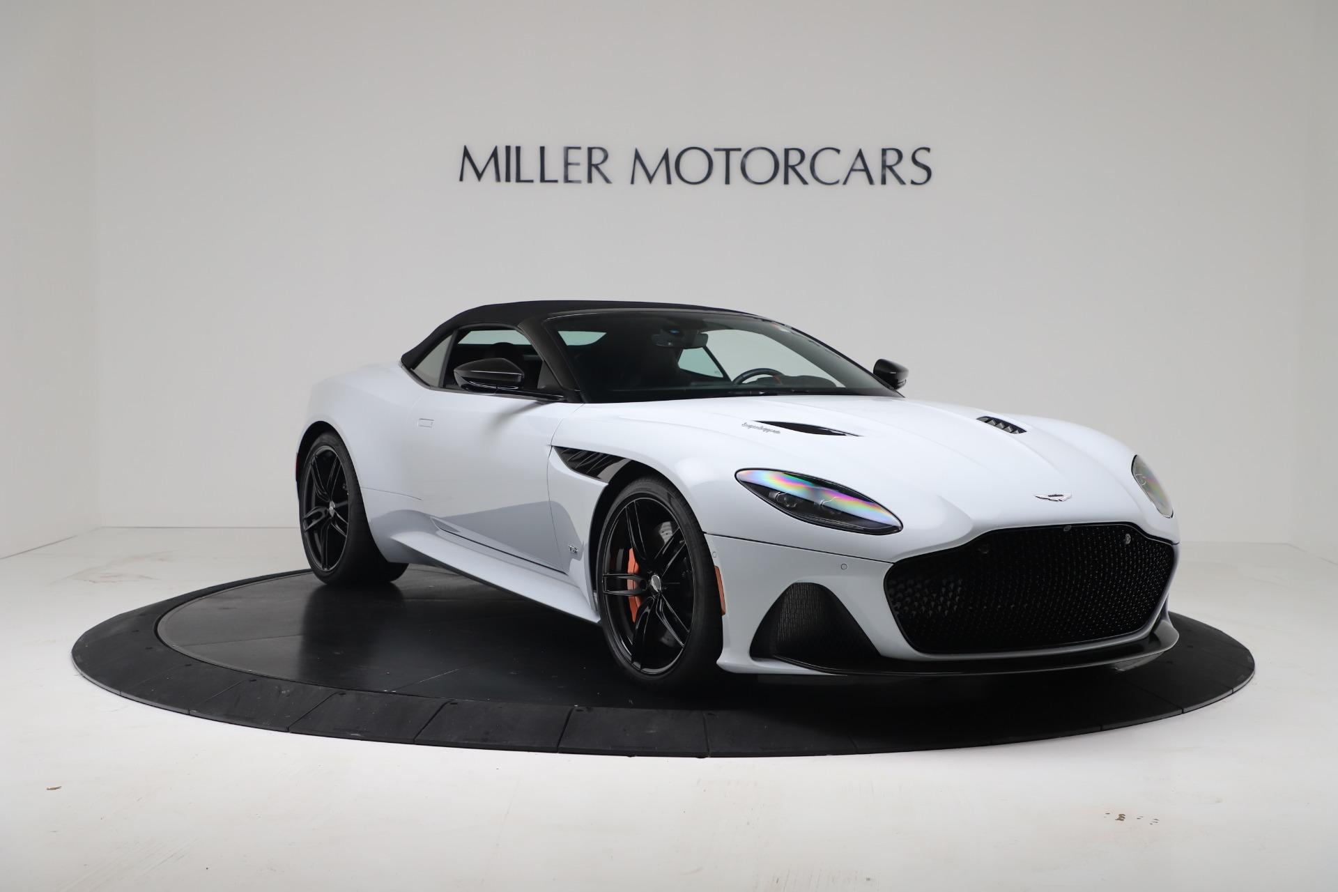 New 2020 Aston Martin DBS Superleggera For Sale In Greenwich, CT 3484_p18