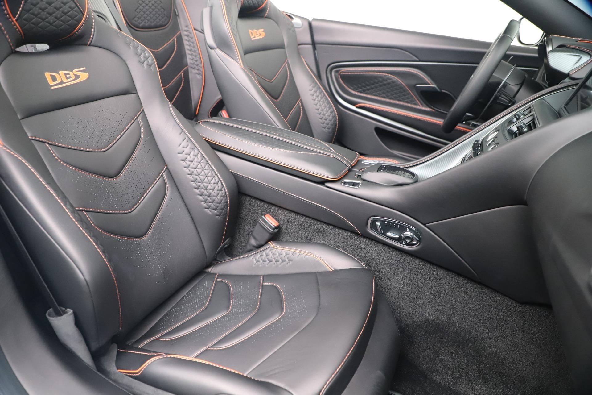 New 2020 Aston Martin DBS Superleggera For Sale In Greenwich, CT 3484_p23