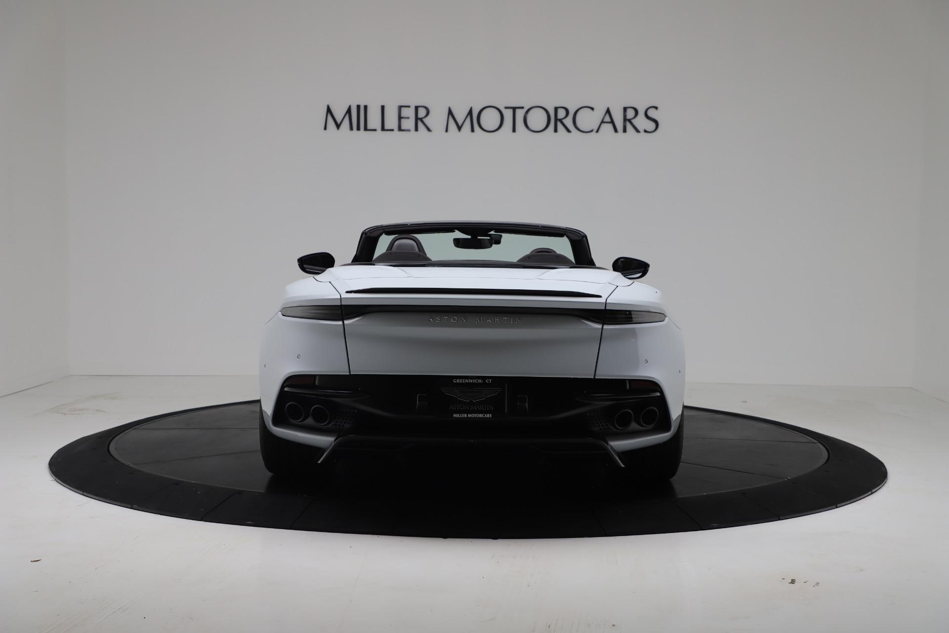 New 2020 Aston Martin DBS Superleggera For Sale In Greenwich, CT 3484_p5