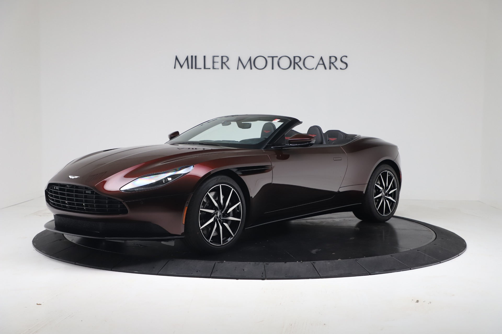 New 2020 Aston Martin DB11 V8 For Sale In Greenwich, CT 3487_main
