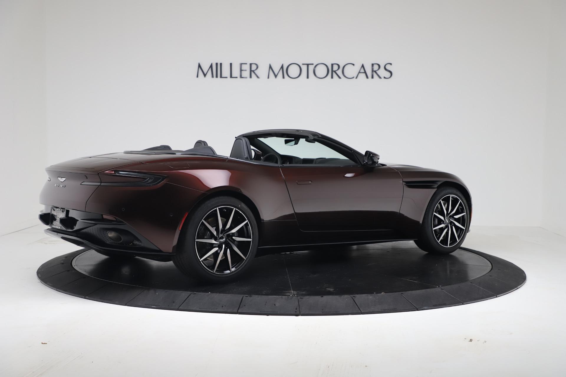New 2020 Aston Martin DB11 V8 For Sale In Greenwich, CT 3487_p10