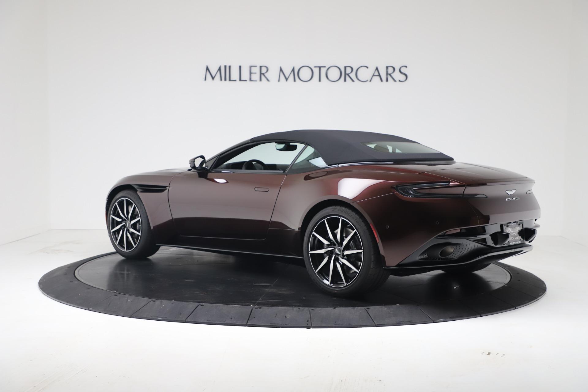 New 2020 Aston Martin DB11 V8 For Sale In Greenwich, CT 3487_p15