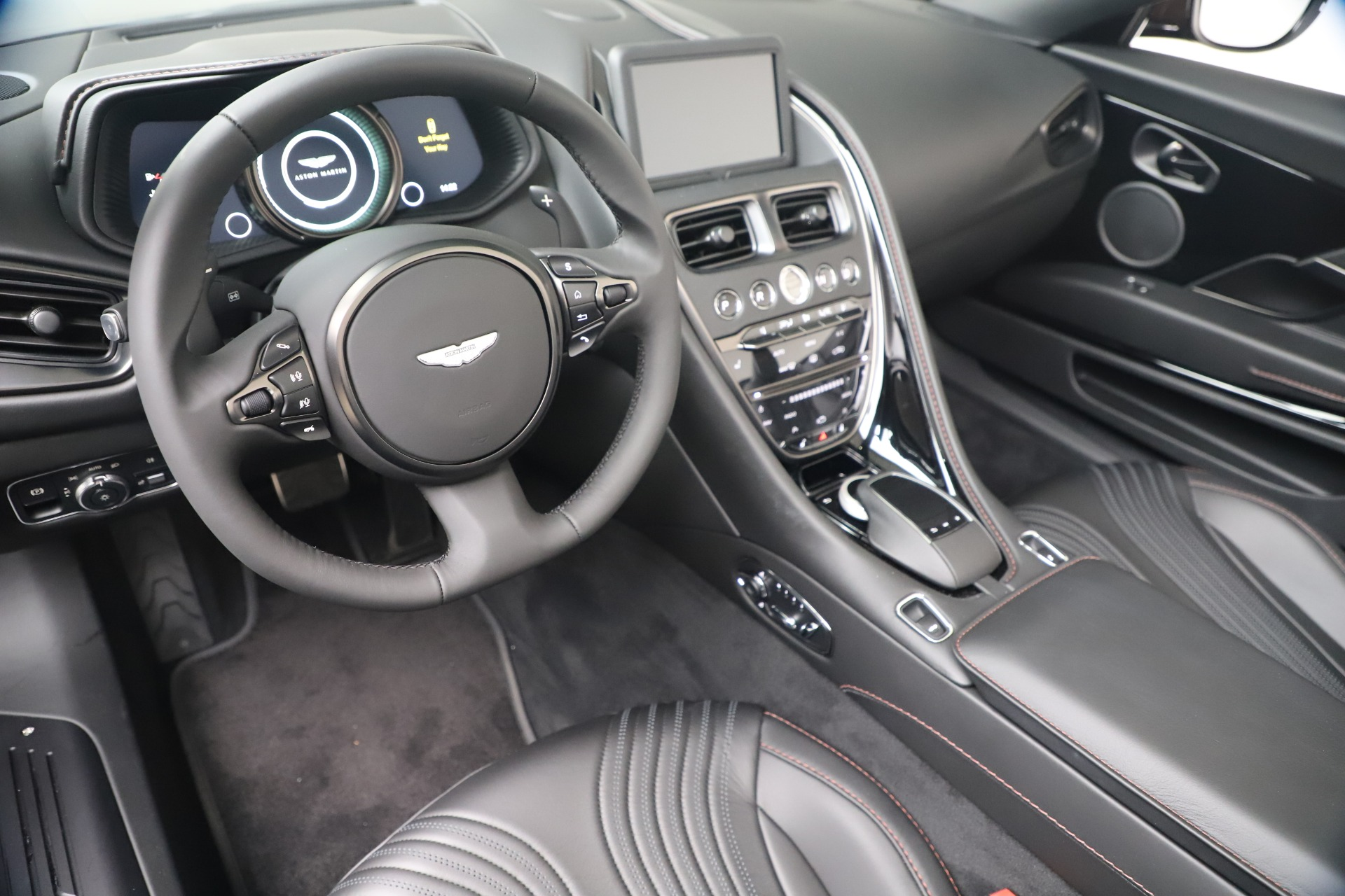 New 2020 Aston Martin DB11 V8 For Sale In Greenwich, CT 3487_p19