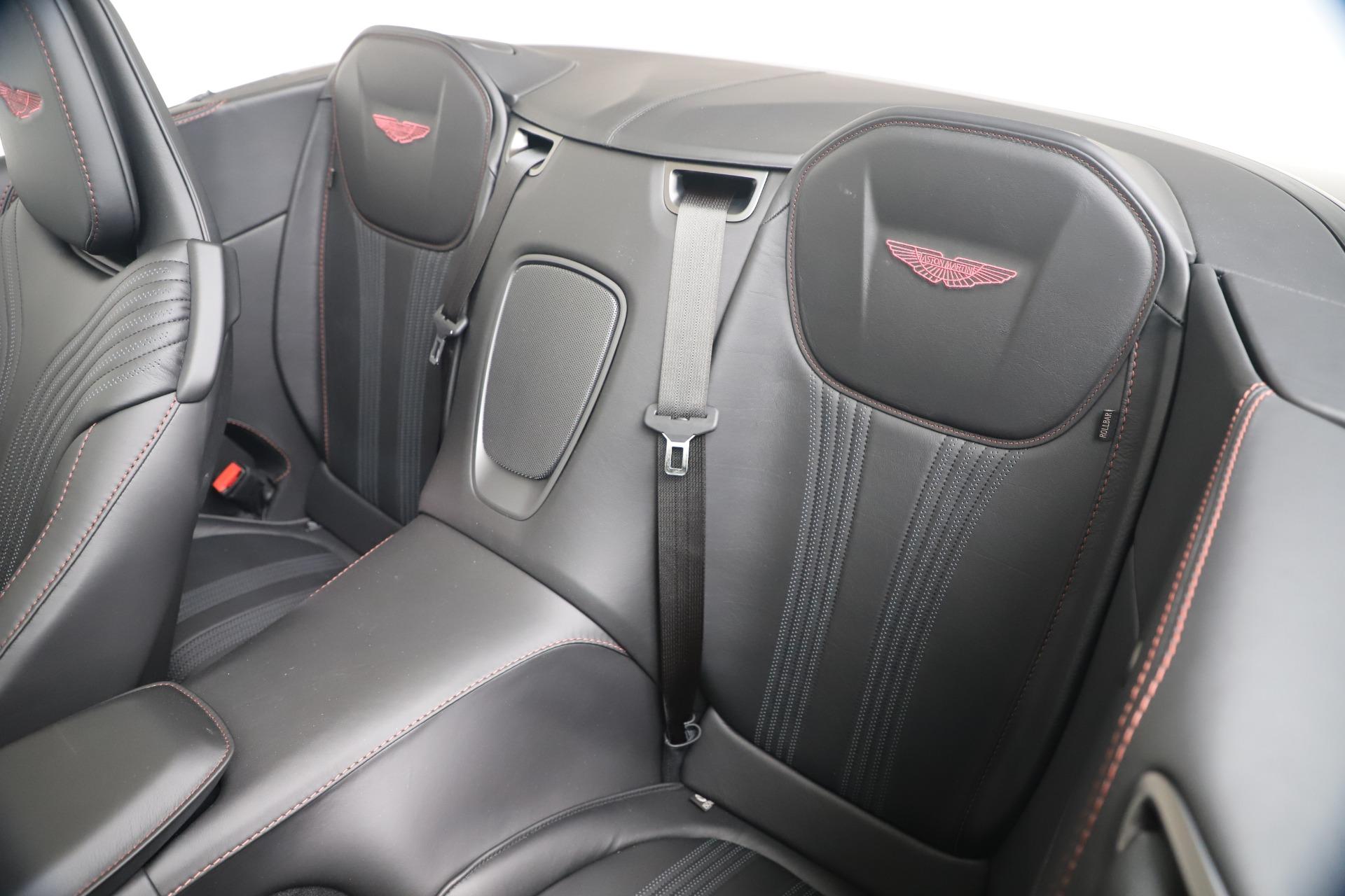 New 2020 Aston Martin DB11 V8 For Sale In Greenwich, CT 3487_p24