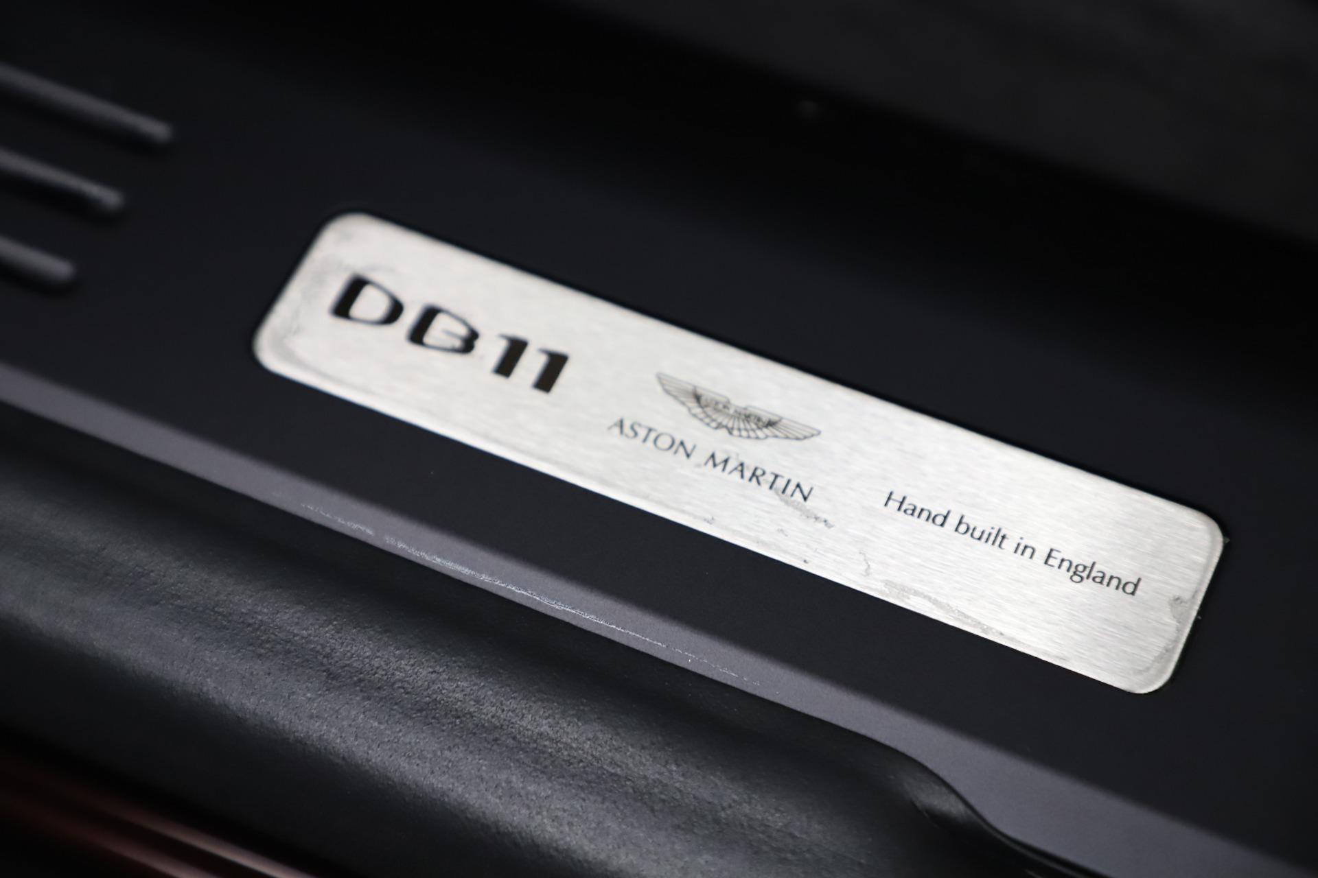 New 2020 Aston Martin DB11 V8 For Sale In Greenwich, CT 3487_p26