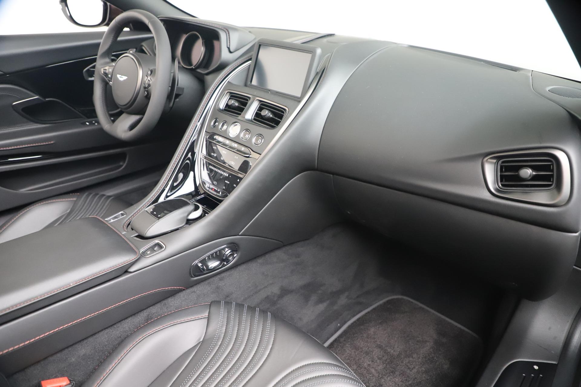 New 2020 Aston Martin DB11 V8 For Sale In Greenwich, CT 3487_p27