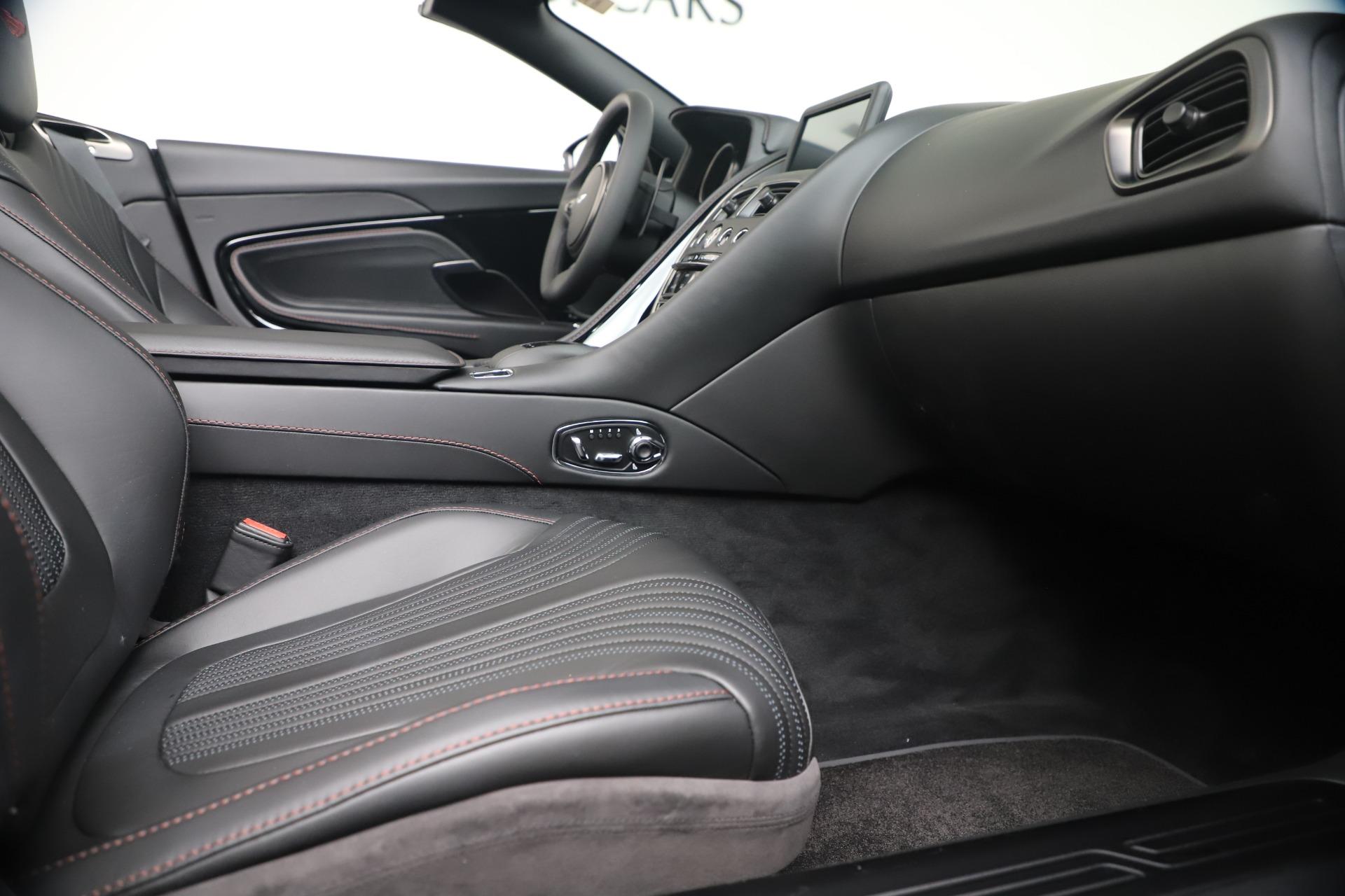 New 2020 Aston Martin DB11 V8 For Sale In Greenwich, CT 3487_p28