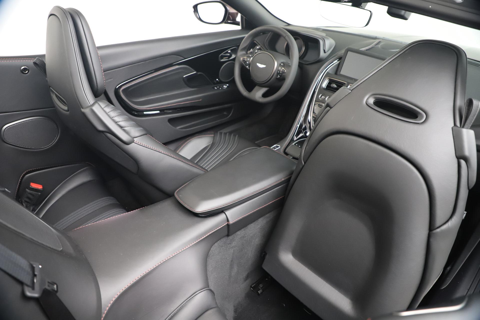 New 2020 Aston Martin DB11 V8 For Sale In Greenwich, CT 3487_p33