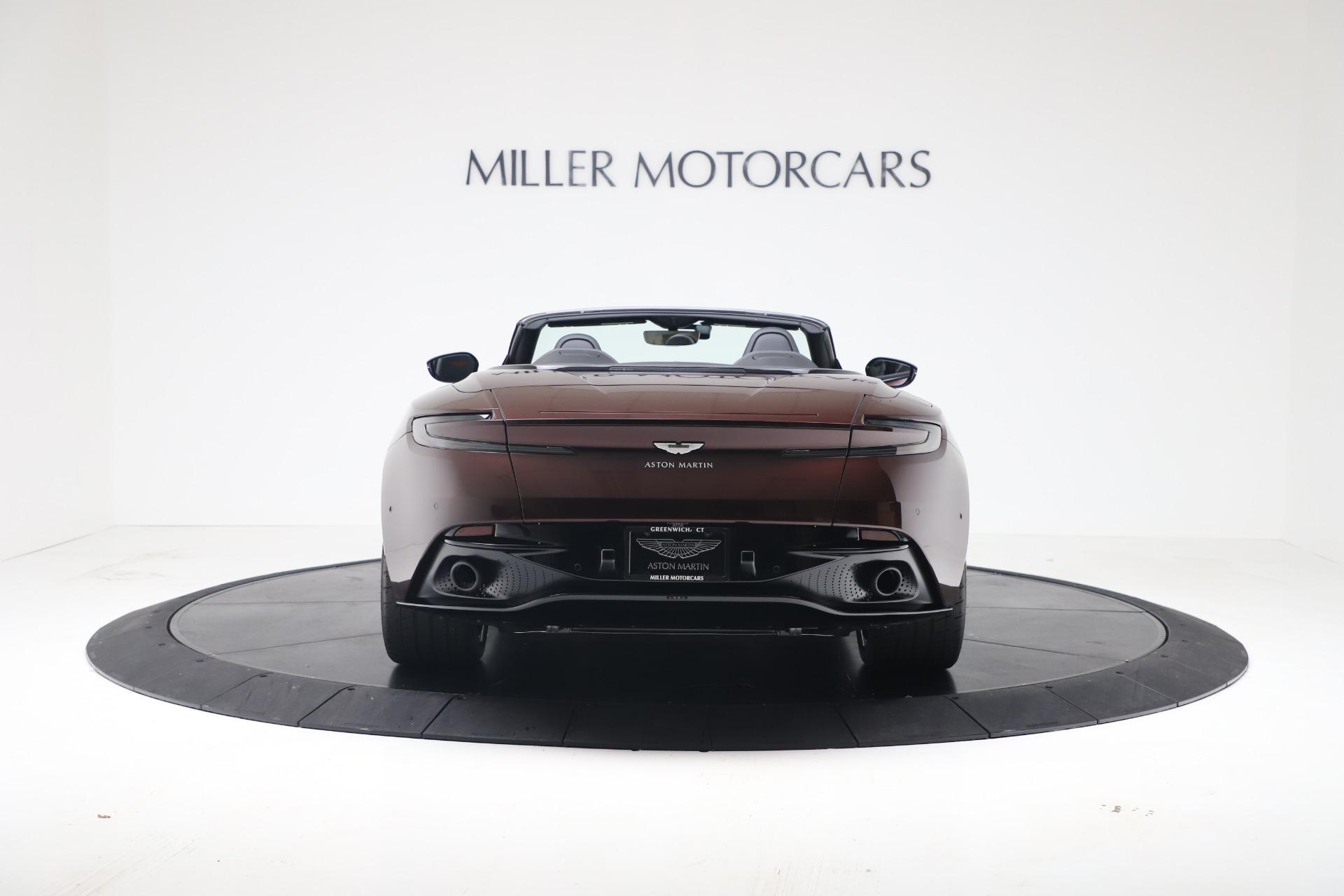 New 2020 Aston Martin DB11 V8 For Sale In Greenwich, CT 3487_p8