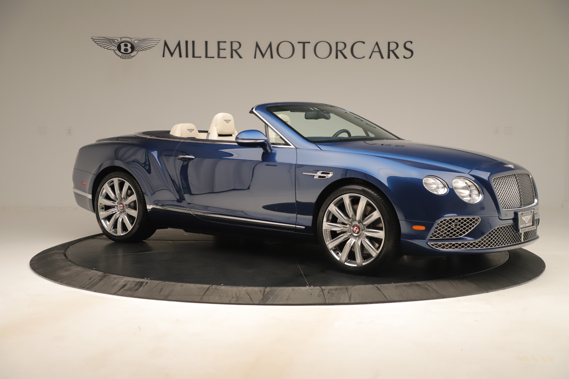 Used 2017 Bentley Continental GT V8 For Sale In Greenwich, CT 3488_p10