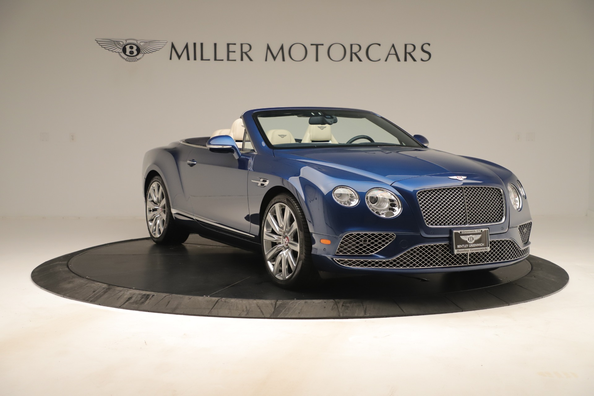 Used 2017 Bentley Continental GT V8 For Sale In Greenwich, CT 3488_p11