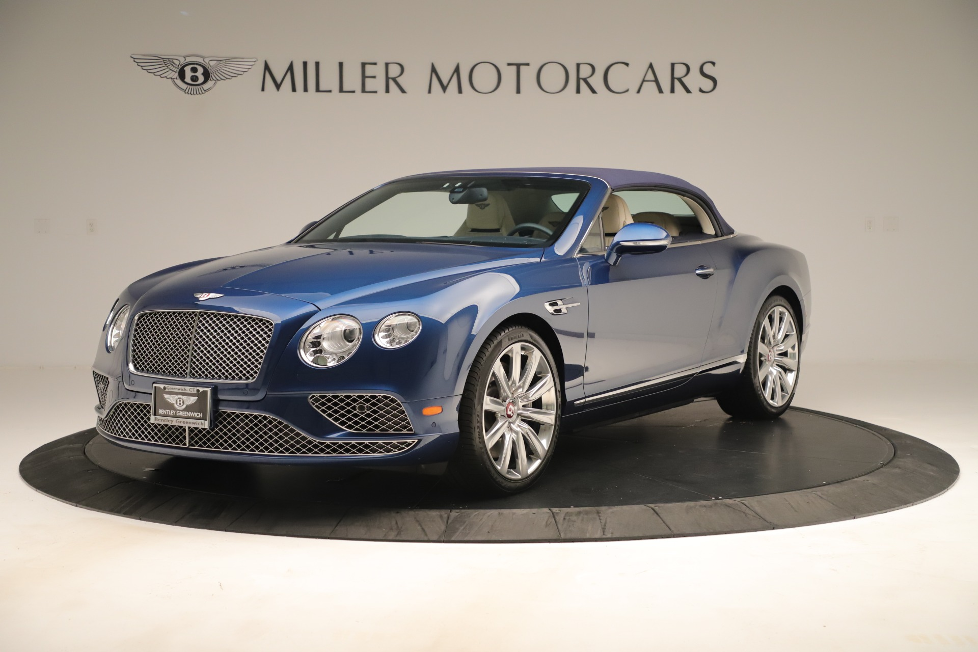 Used 2017 Bentley Continental GT V8 For Sale In Greenwich, CT 3488_p13