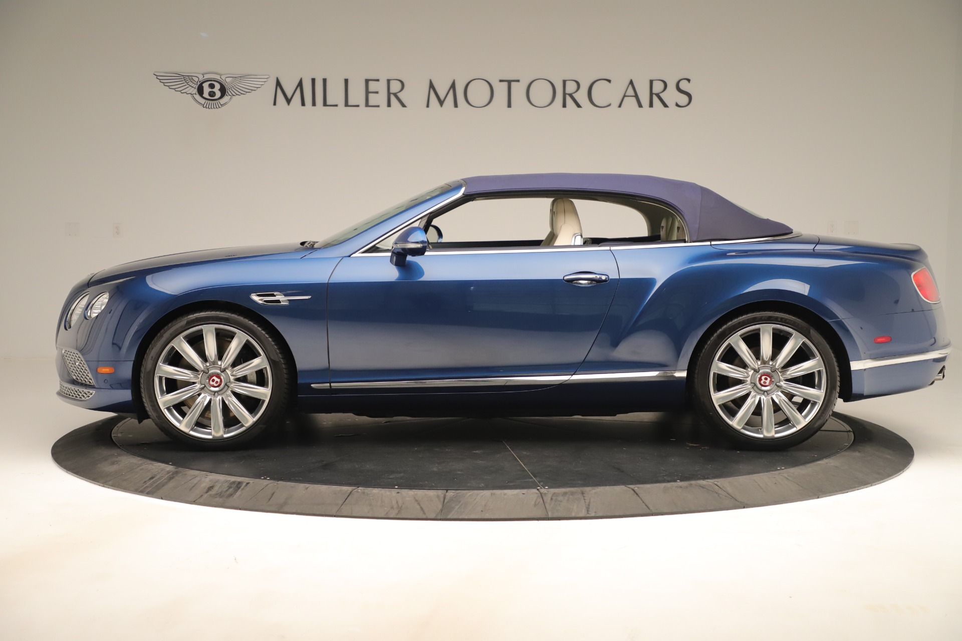 Used 2017 Bentley Continental GT V8 For Sale In Greenwich, CT 3488_p14