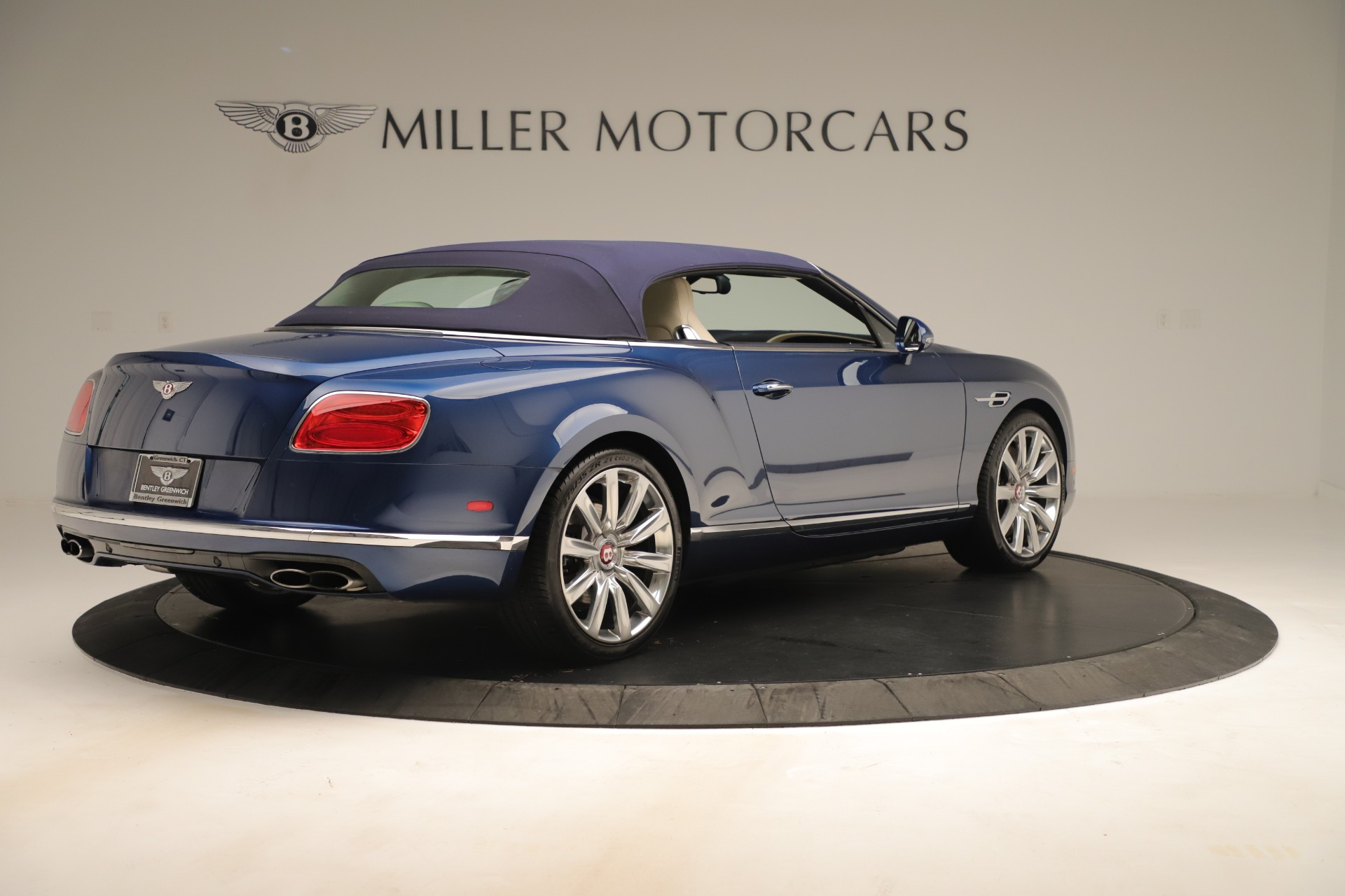 Used 2017 Bentley Continental GT V8 For Sale In Greenwich, CT 3488_p16