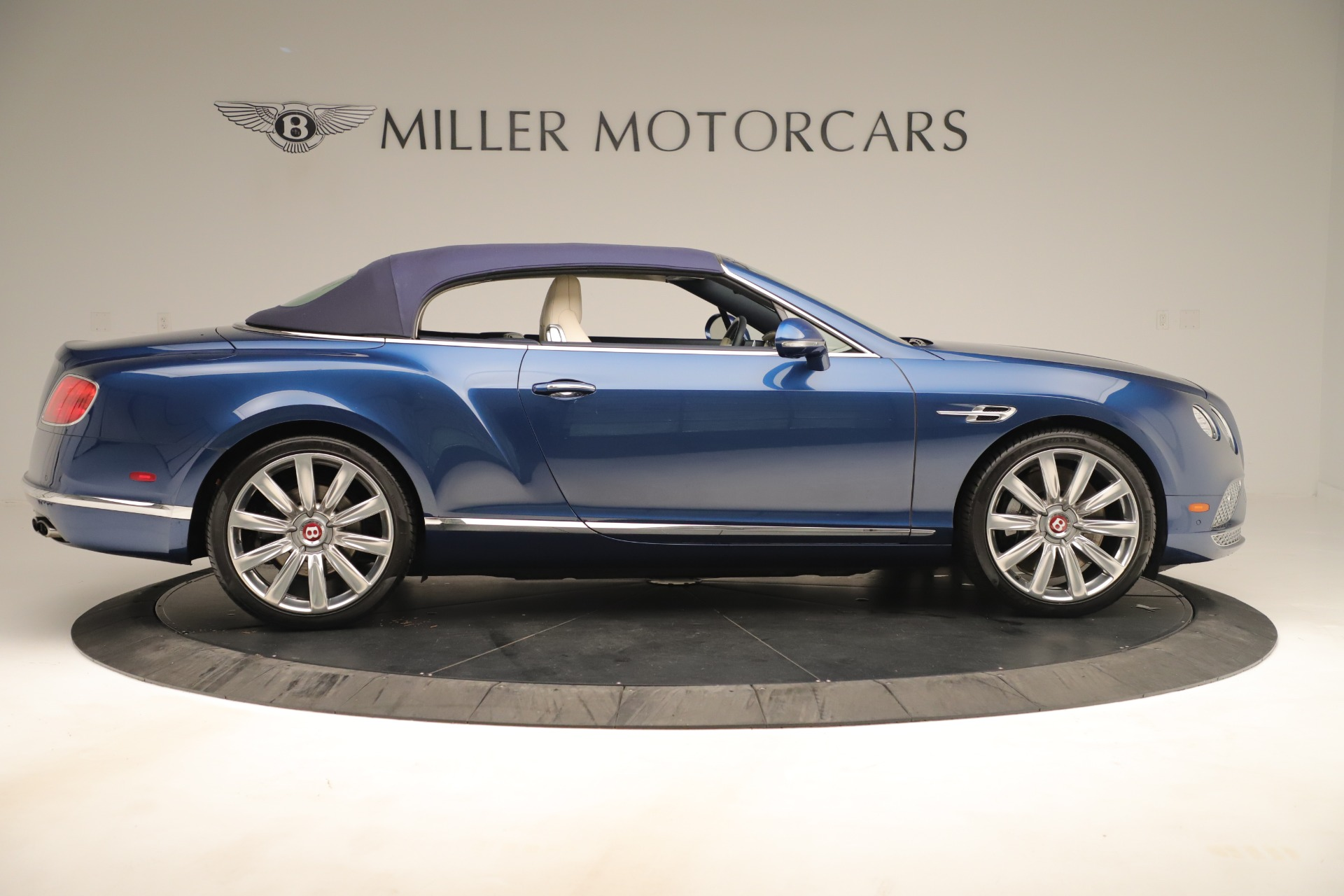 Used 2017 Bentley Continental GT V8 For Sale In Greenwich, CT 3488_p17