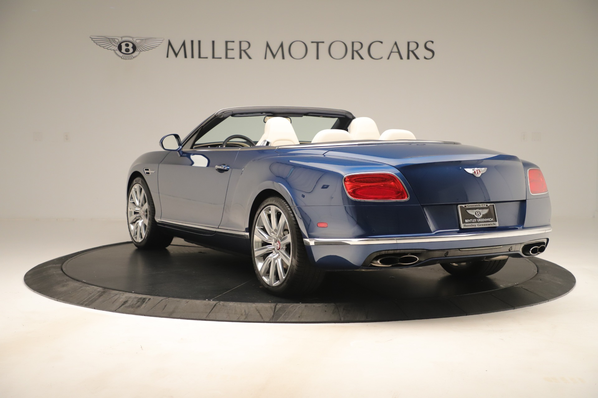 Used 2017 Bentley Continental GT V8 For Sale In Greenwich, CT 3488_p5