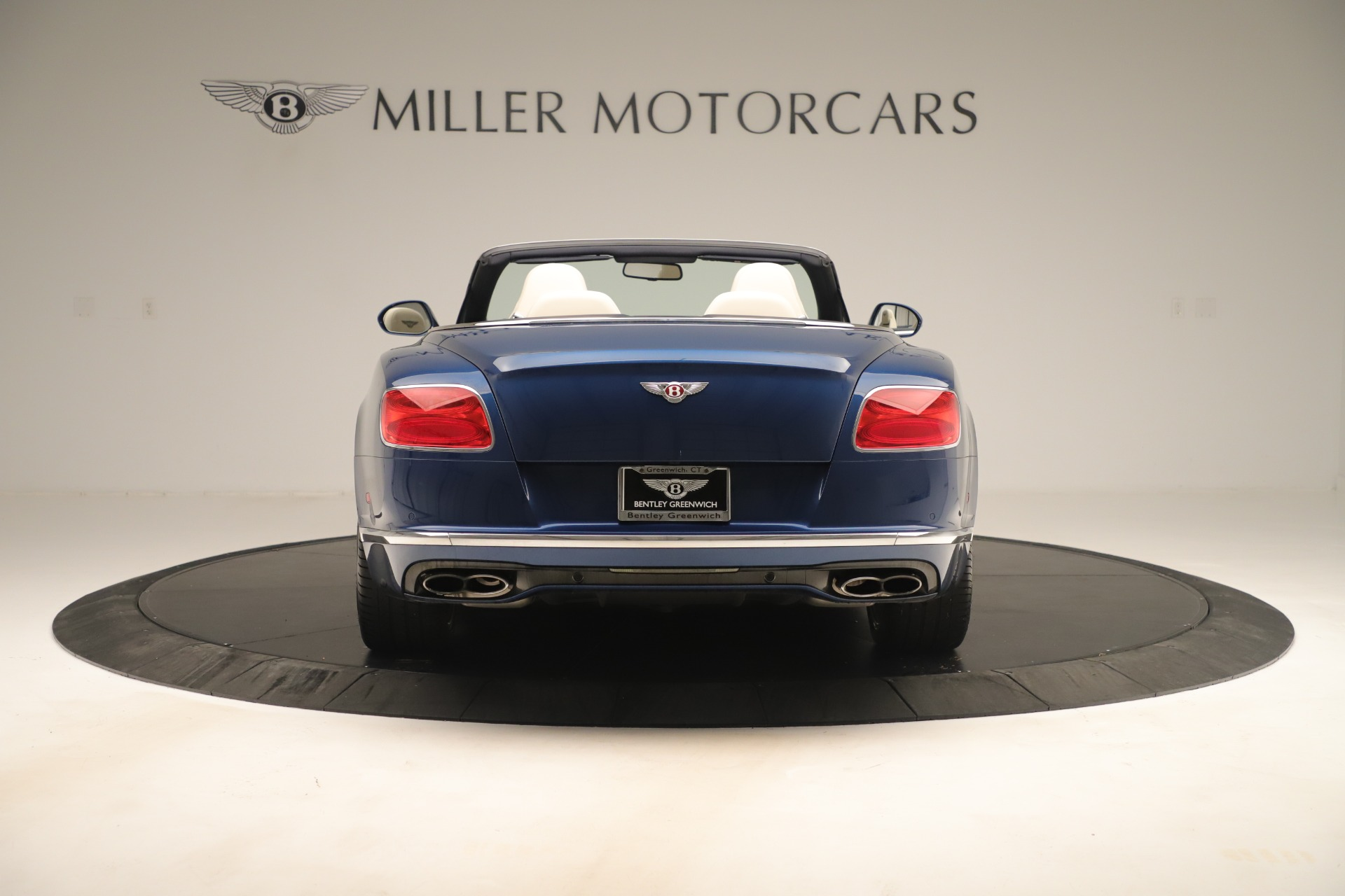 Used 2017 Bentley Continental GT V8 For Sale In Greenwich, CT 3488_p6