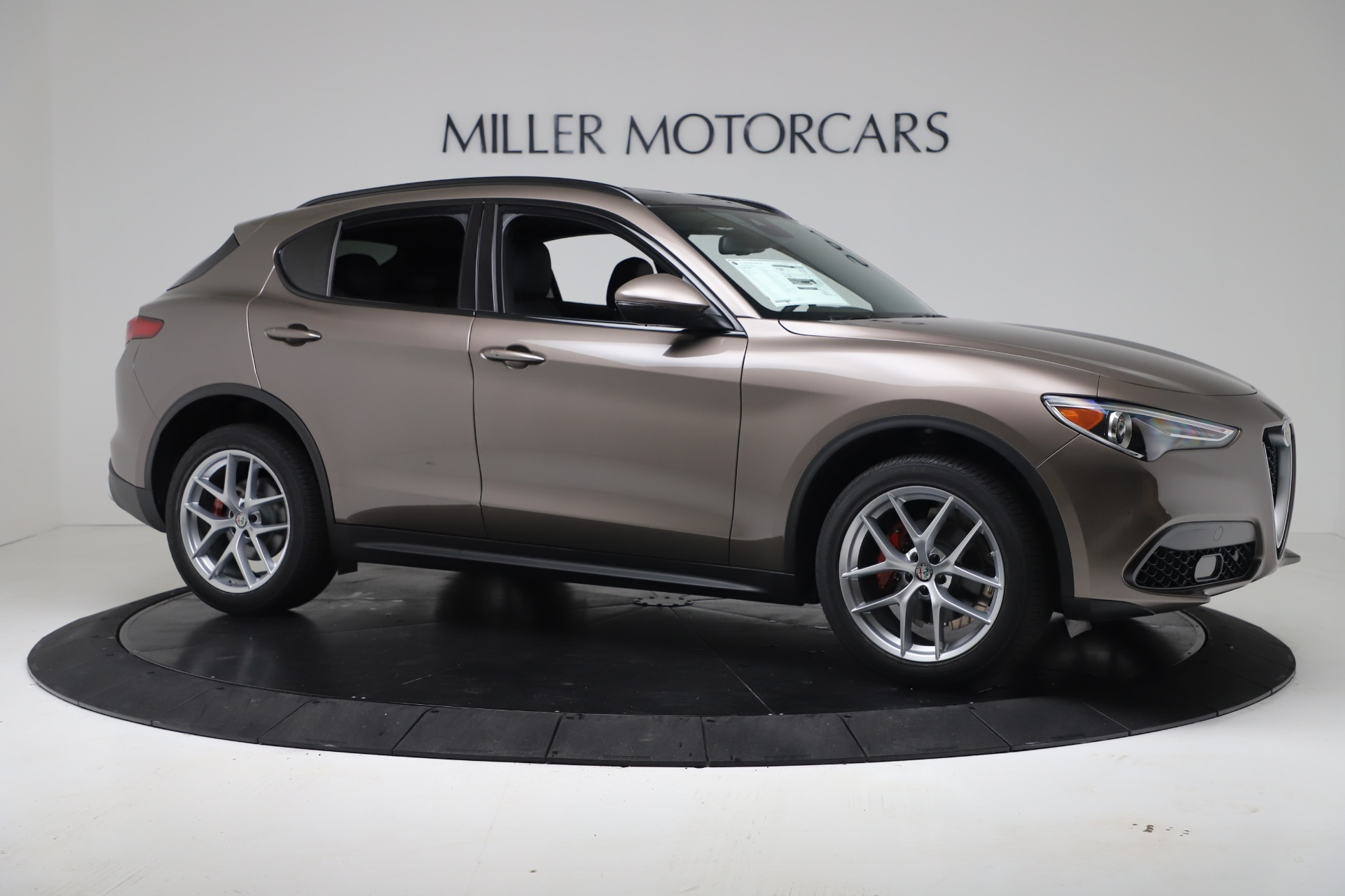 New 2019 Alfa Romeo Stelvio Ti Sport Q4 For Sale In Greenwich, CT 3489_p10