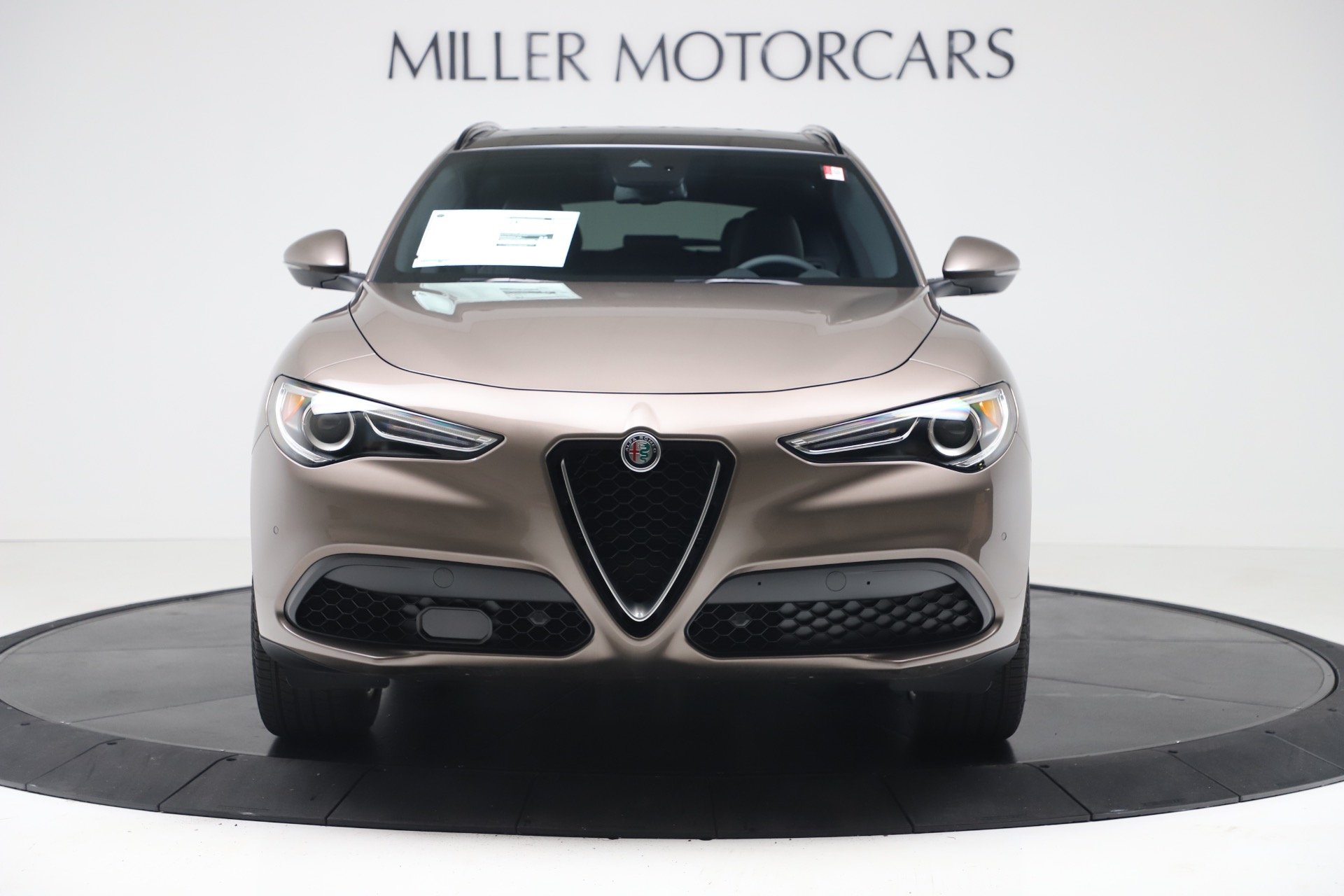 New 2019 Alfa Romeo Stelvio Ti Sport Q4 For Sale In Greenwich, CT 3489_p12