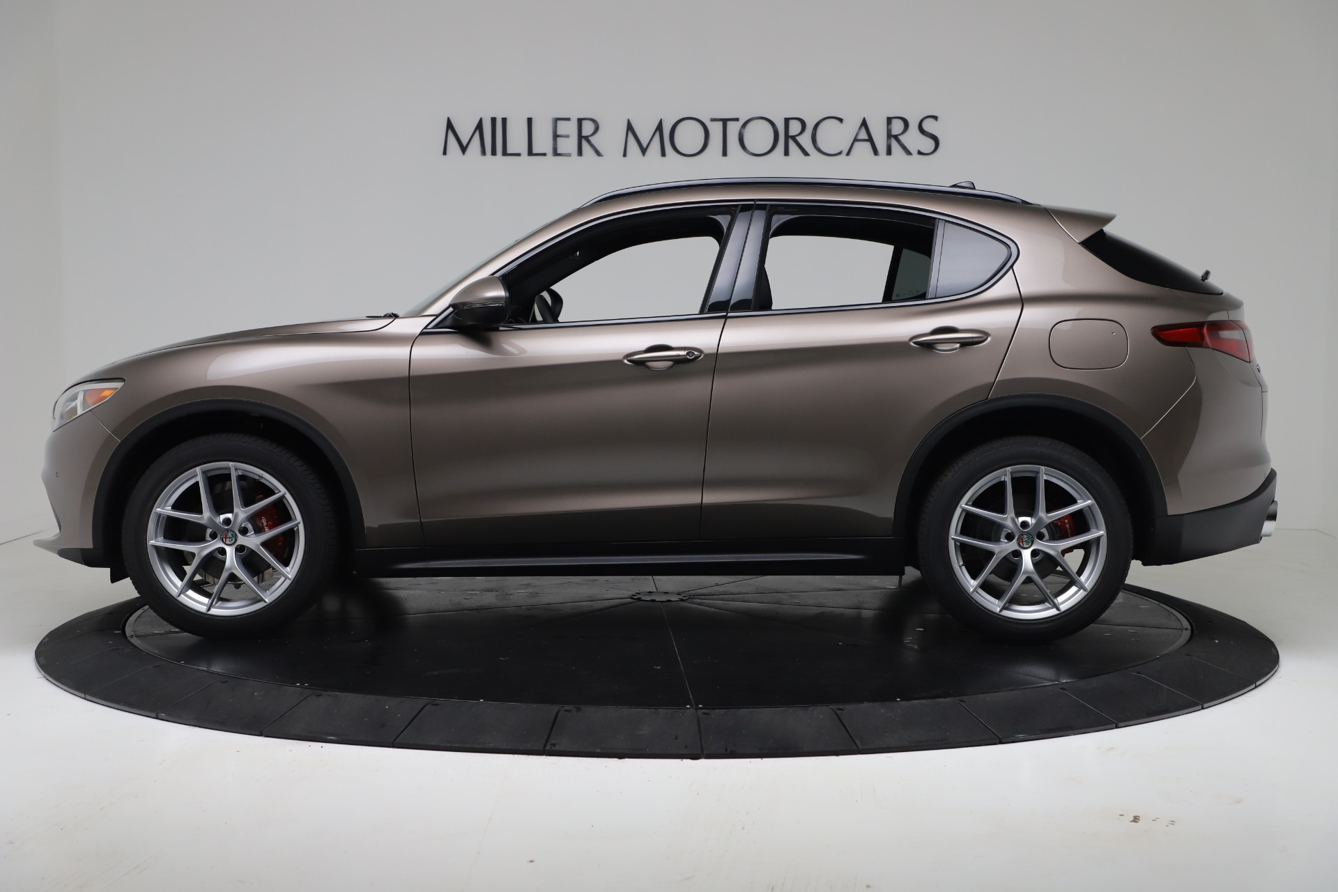 New 2019 Alfa Romeo Stelvio Ti Sport Q4 For Sale In Greenwich, CT 3489_p3