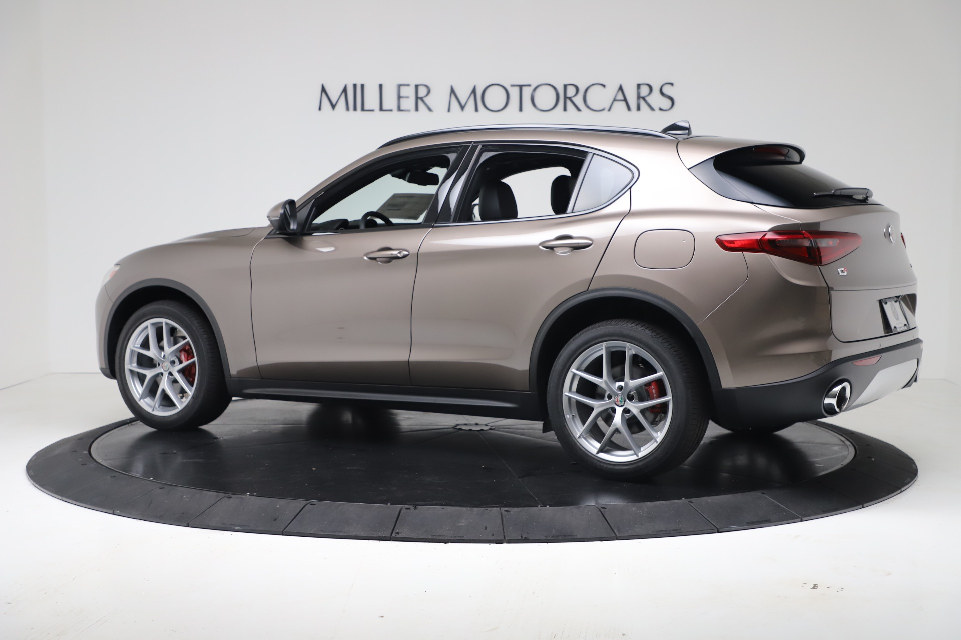 New 2019 Alfa Romeo Stelvio Ti Sport Q4 For Sale In Greenwich, CT 3489_p4