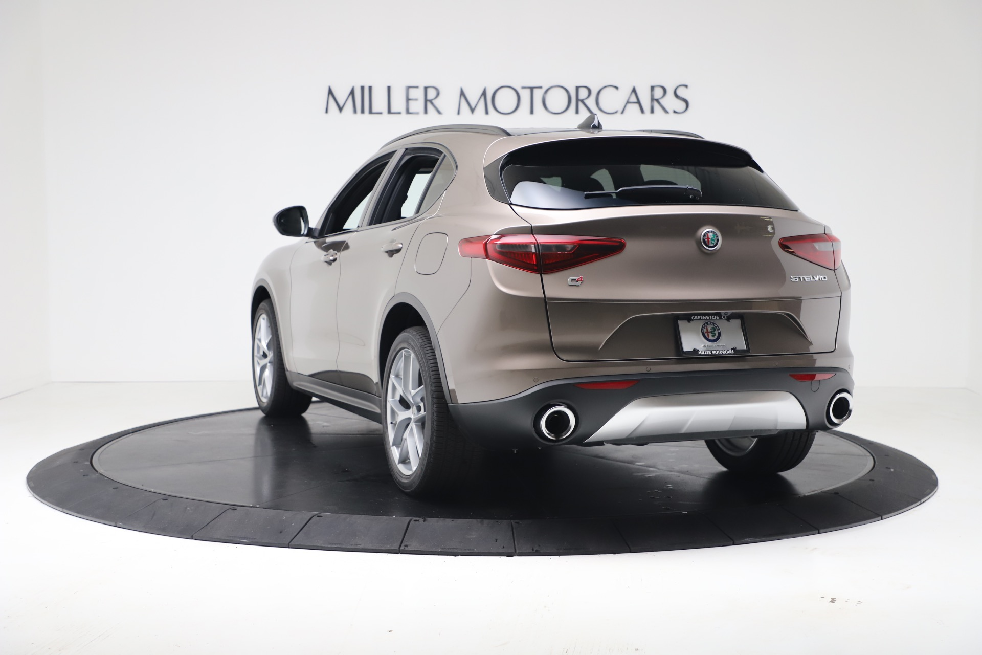 New 2019 Alfa Romeo Stelvio Ti Sport Q4 For Sale In Greenwich, CT 3489_p5