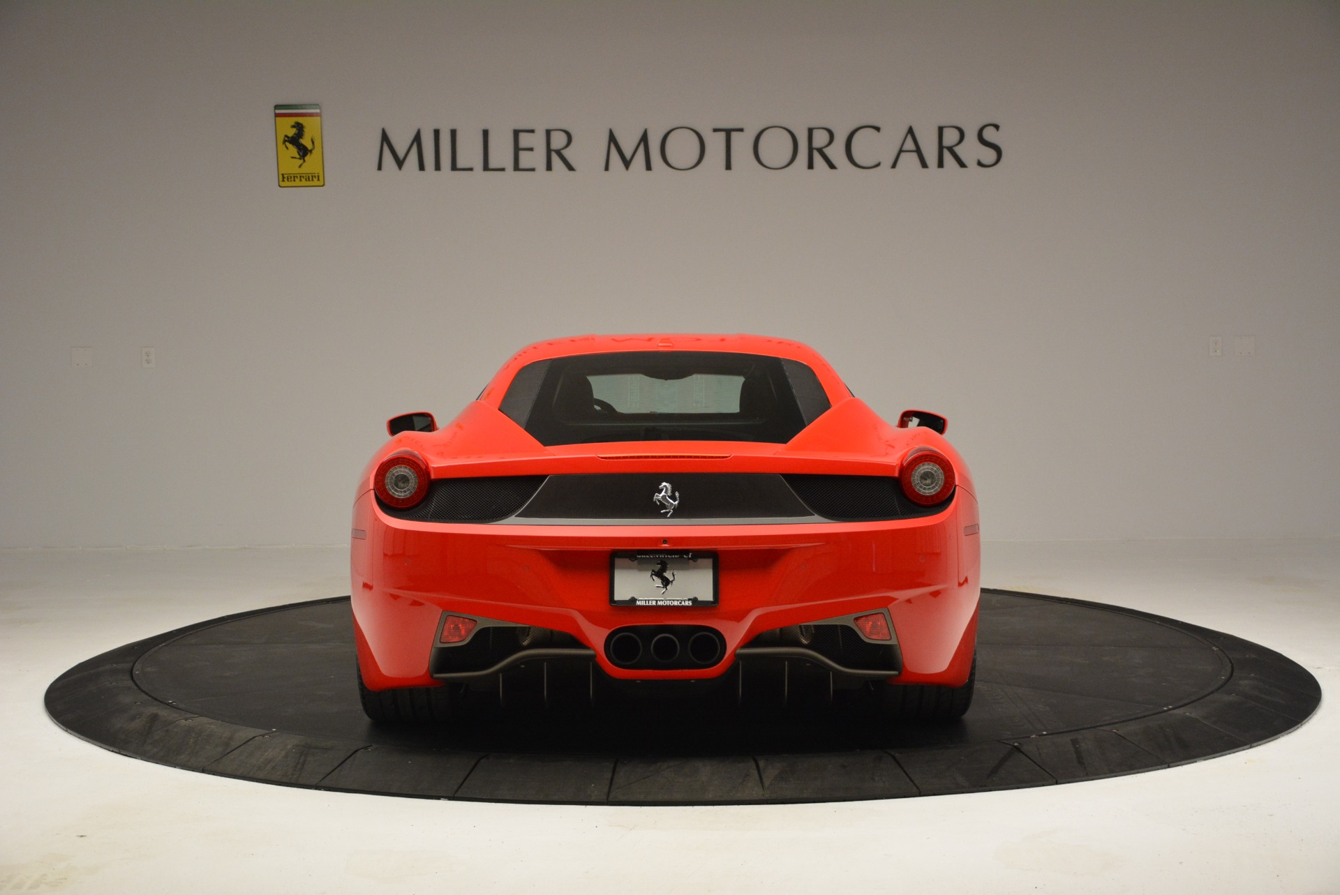 Used 2013 Ferrari 458 Italia  For Sale In Greenwich, CT 3490_p6