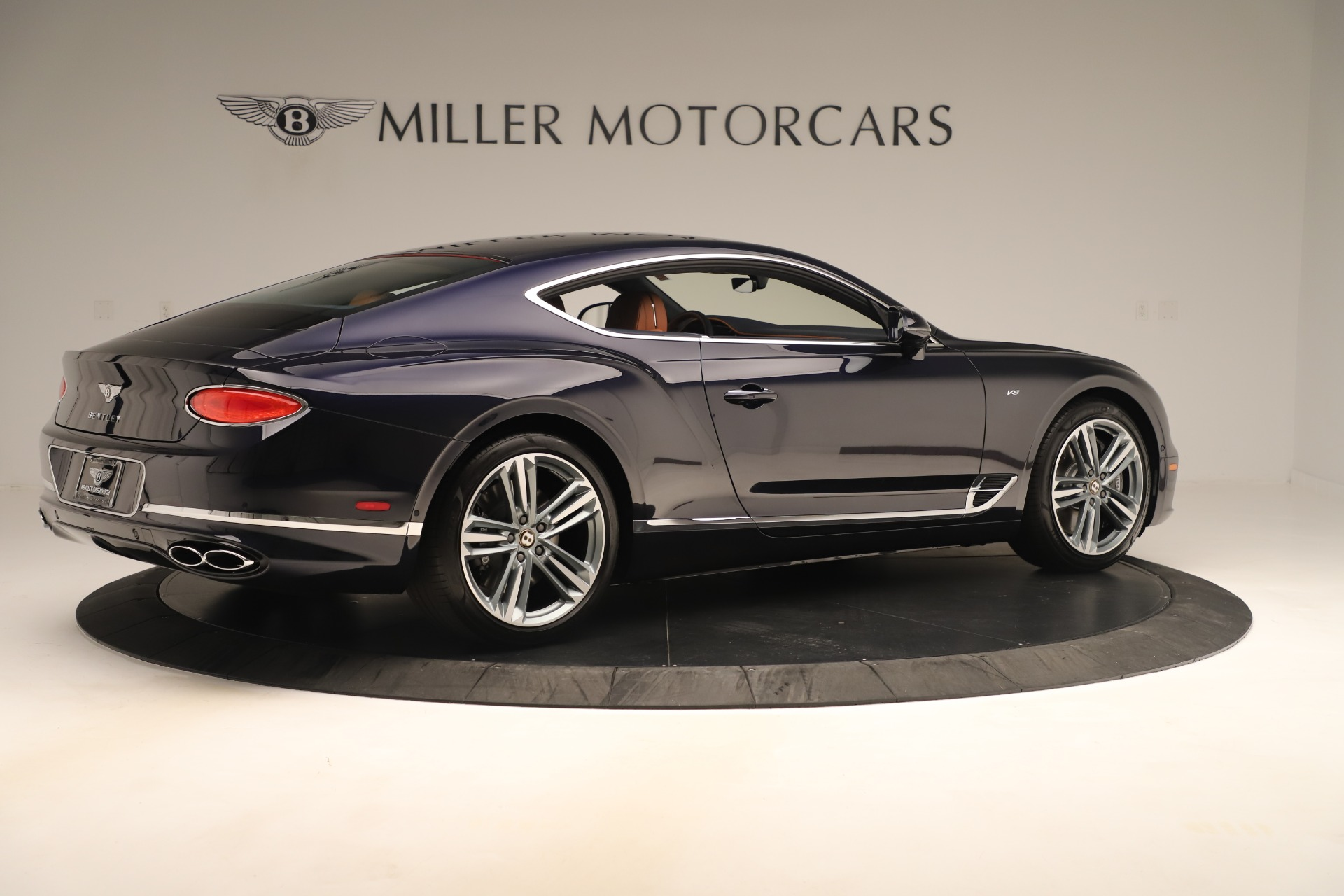 New 2020 Bentley Continental GT V8 For Sale In Greenwich, CT 3491_p8