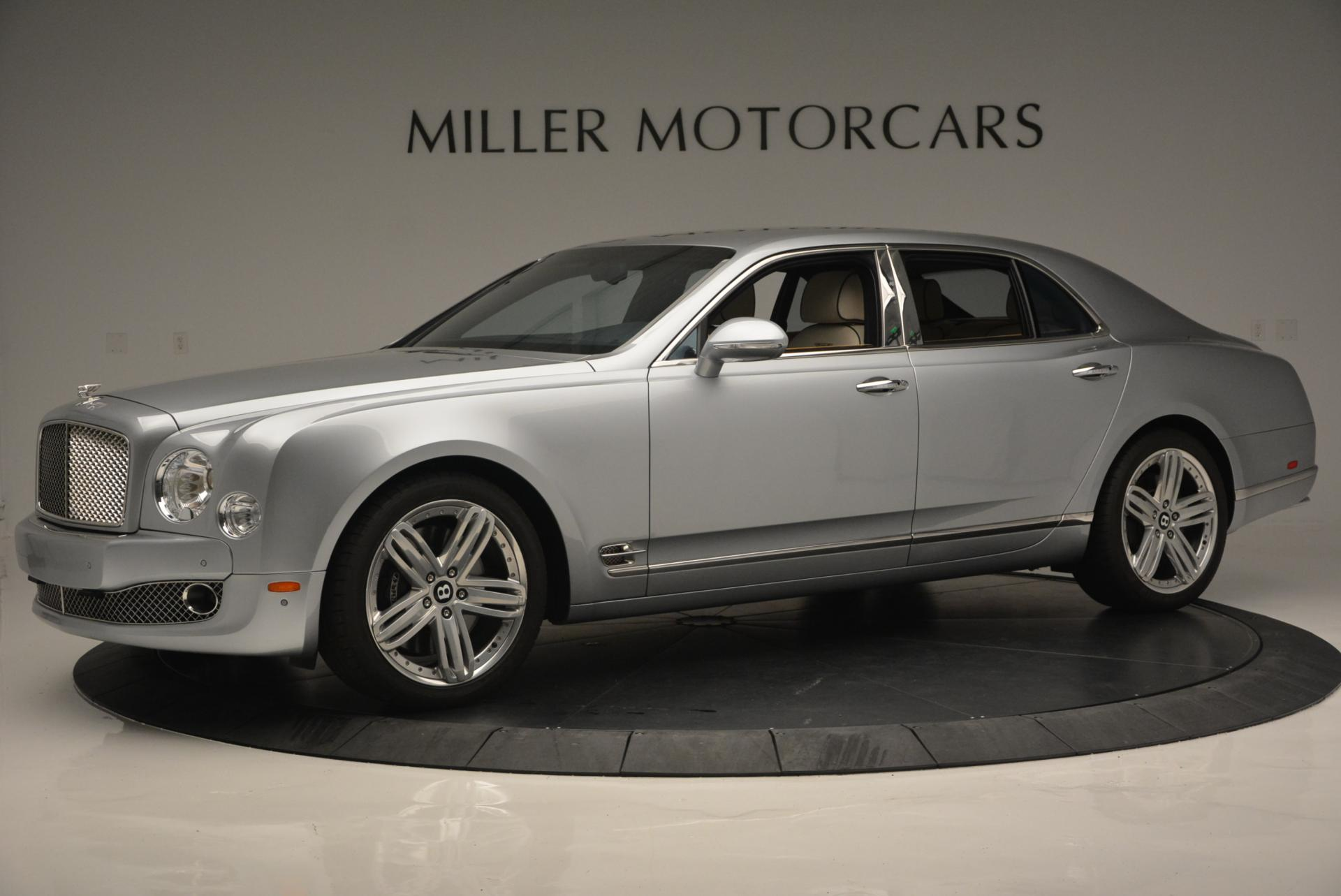 Used 2012 Bentley Mulsanne  For Sale In Greenwich, CT 35_p3