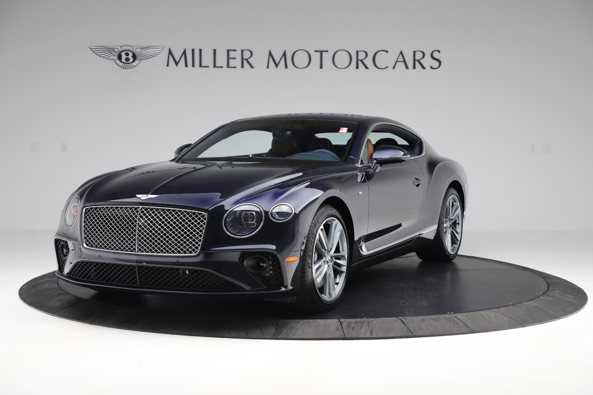 New 2020 Bentley Continental GT V8 For Sale In Greenwich, CT 3502_main