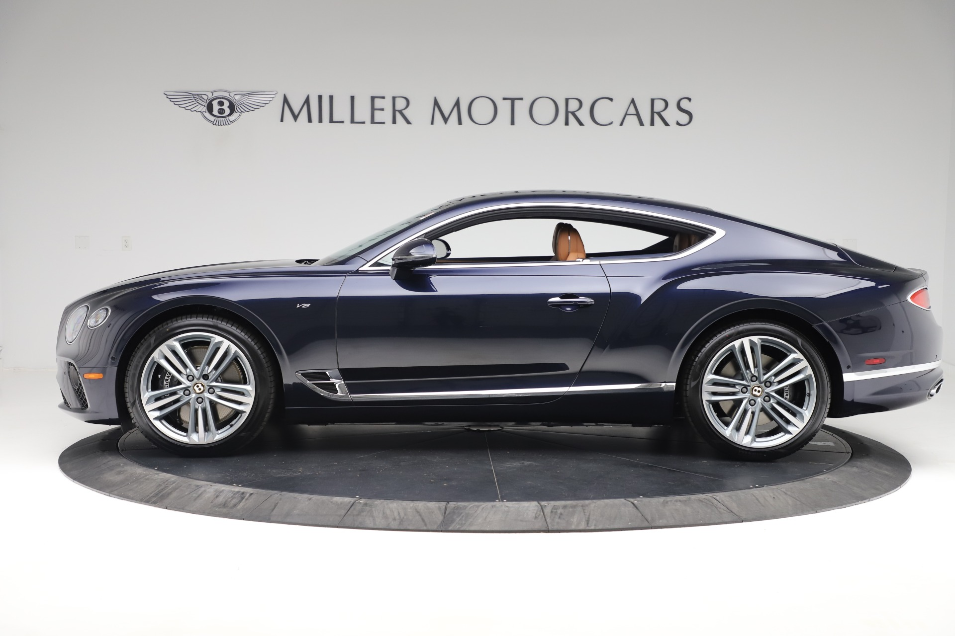 New 2020 Bentley Continental GT V8 For Sale In Greenwich, CT 3502_p3
