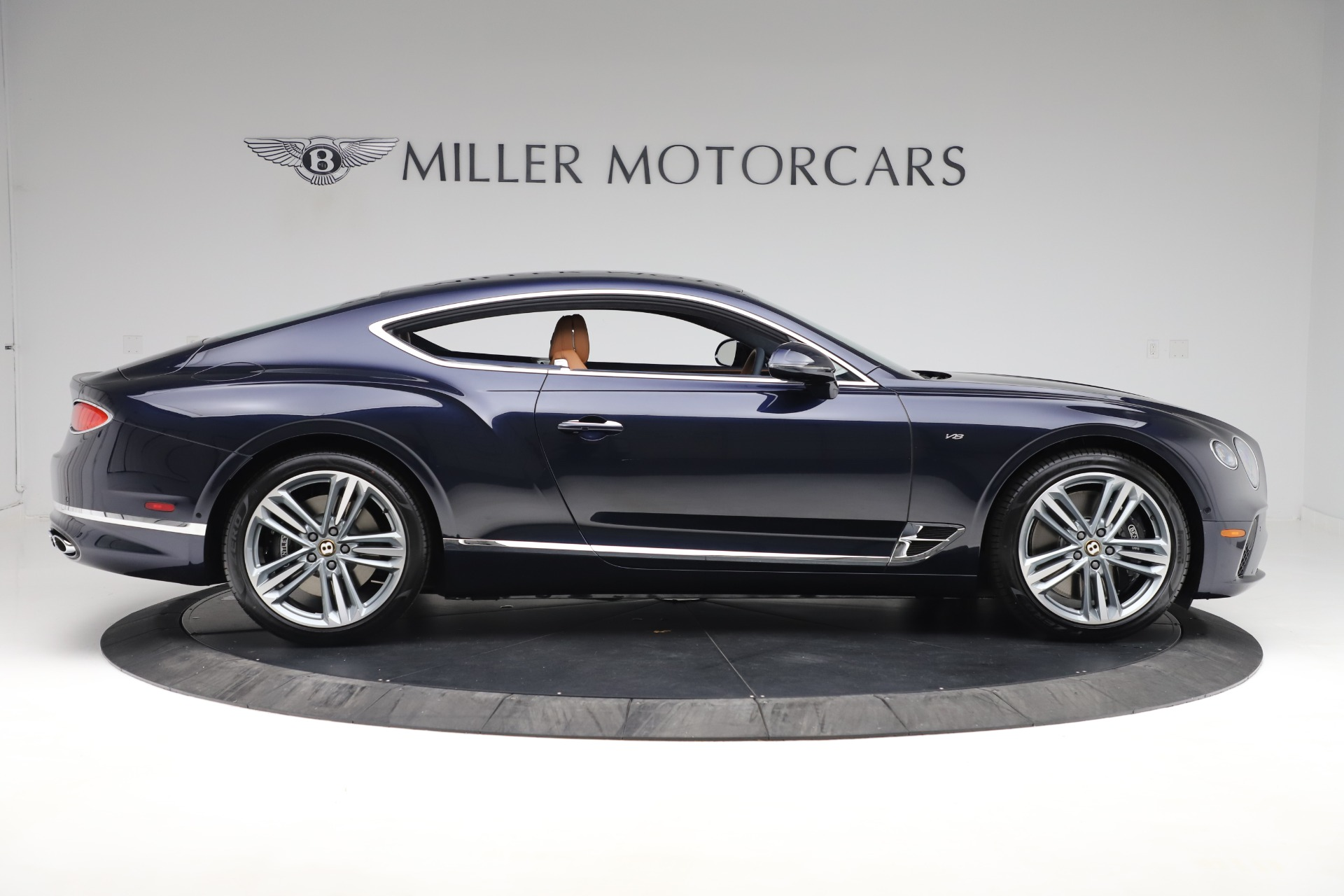 New 2020 Bentley Continental GT V8 For Sale In Greenwich, CT 3502_p9