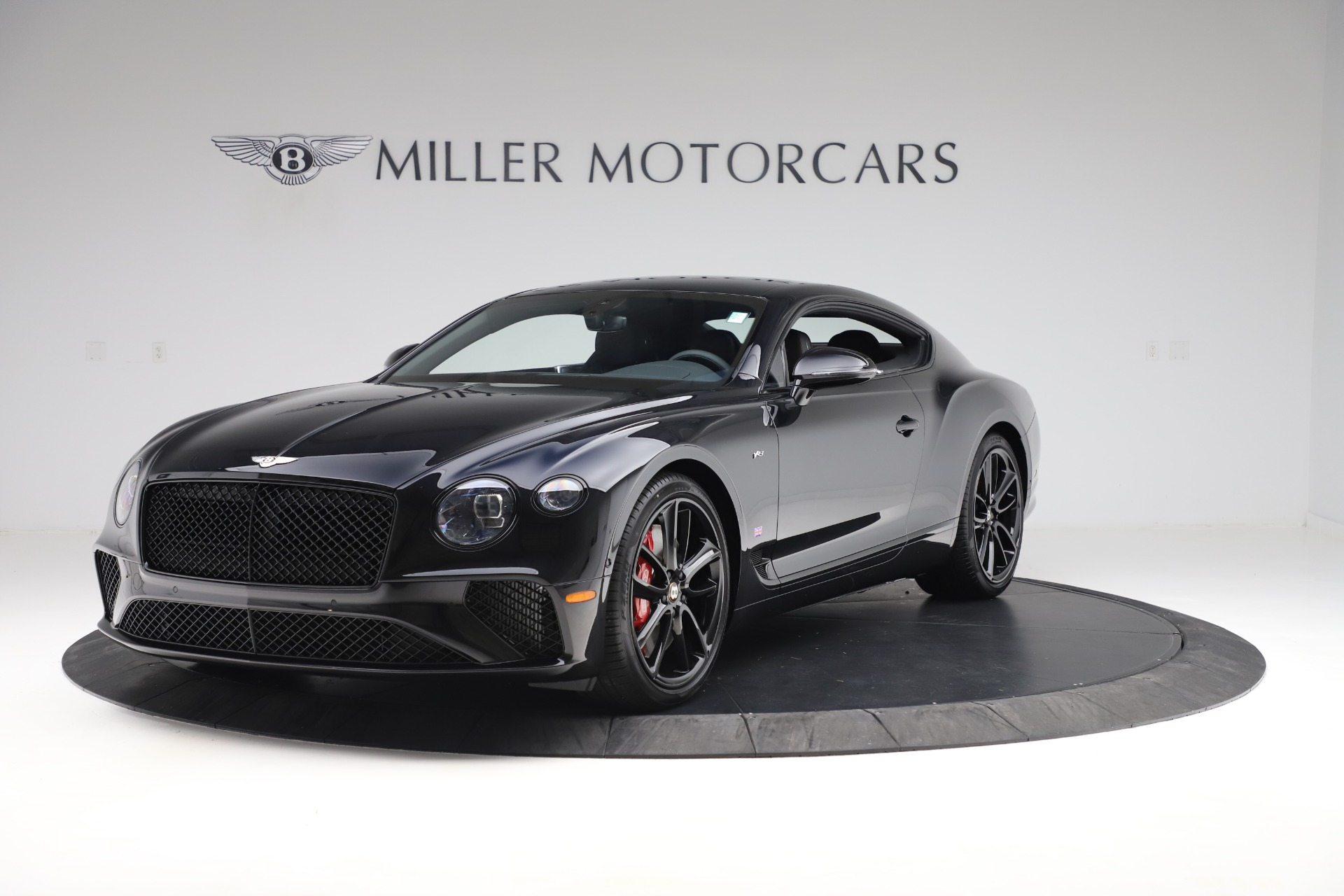 Used 2020 Bentley Continental GT V8 For Sale In Greenwich, CT 3504_main