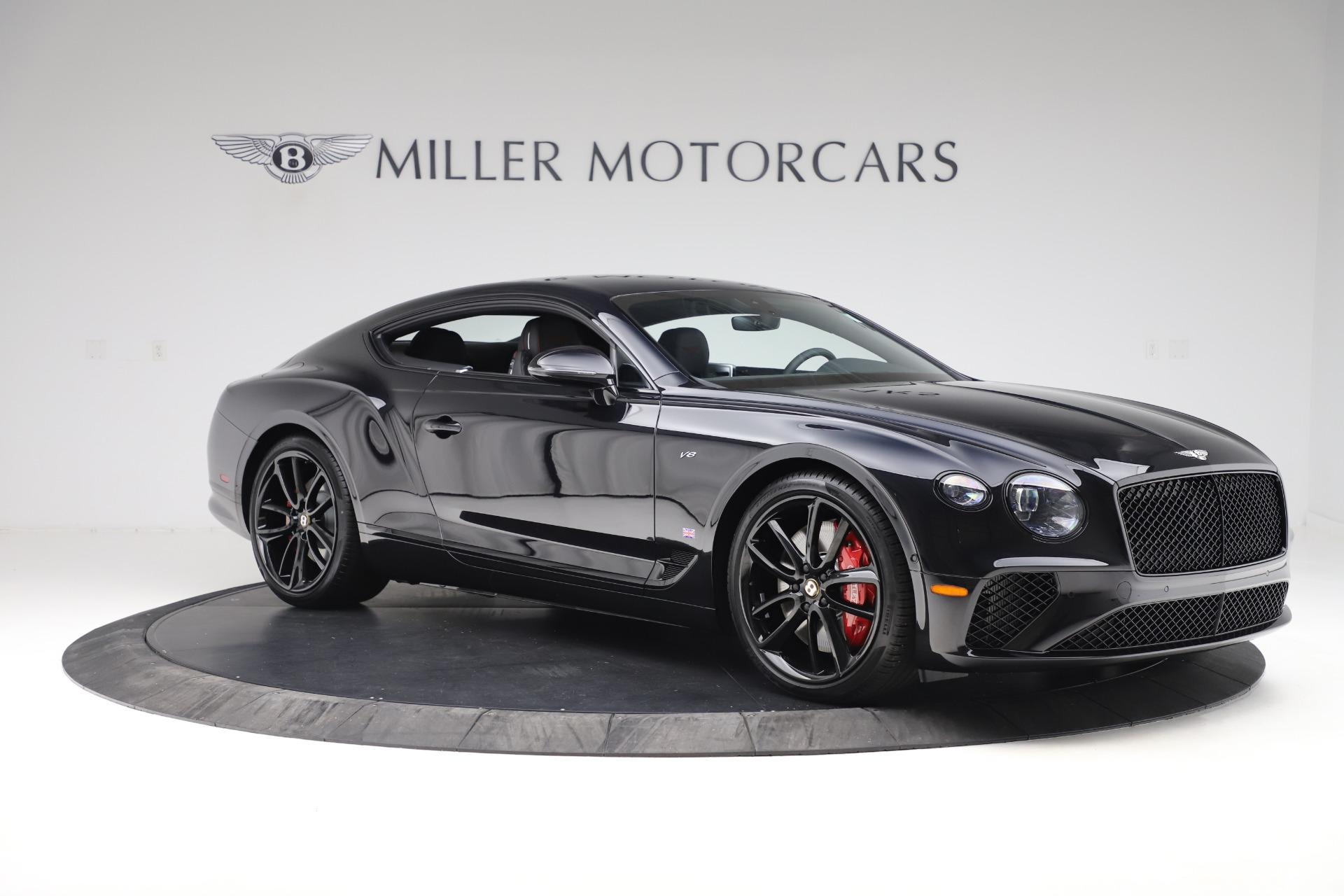 Used 2020 Bentley Continental GT V8 For Sale In Greenwich, CT 3504_p10
