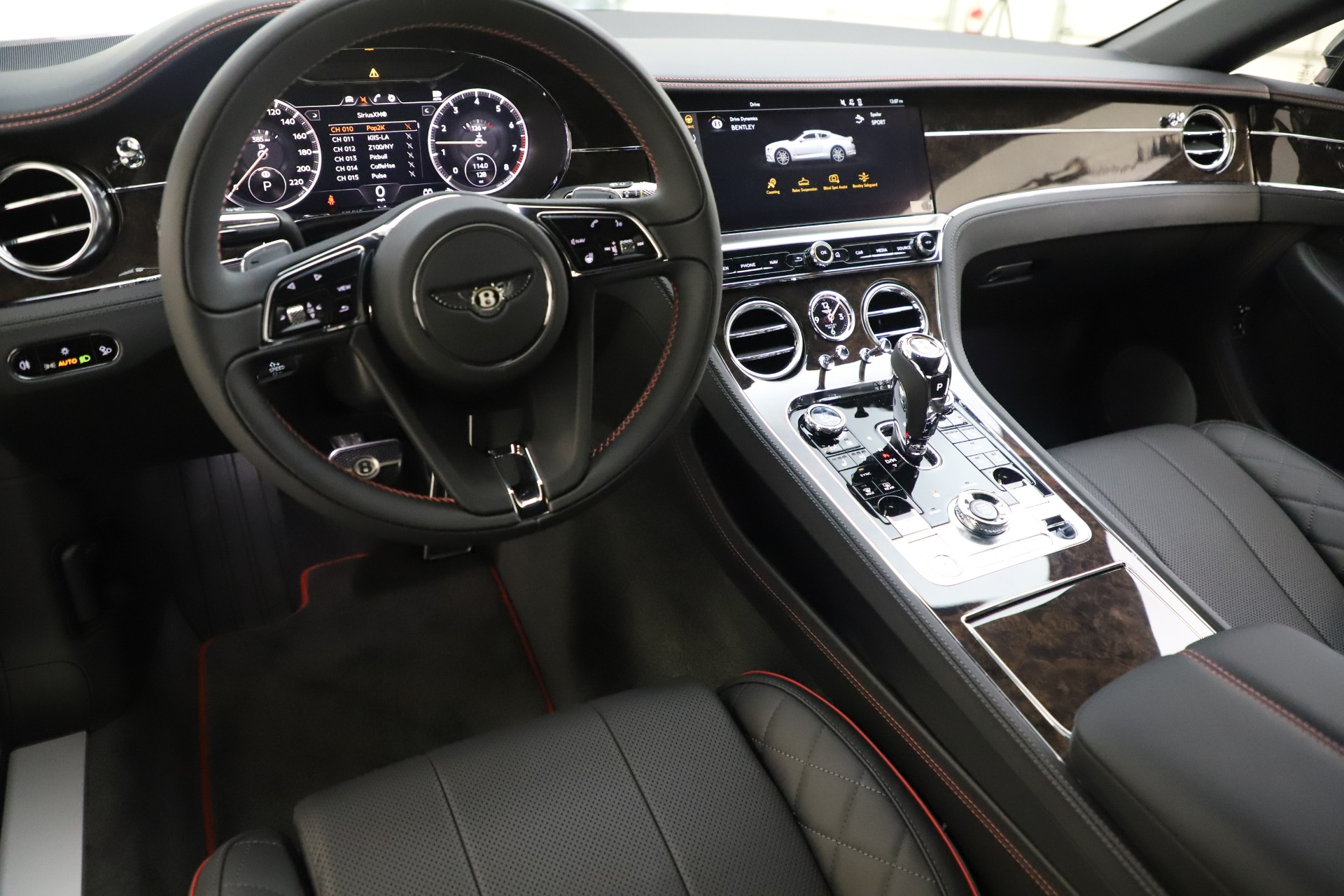 Used 2020 Bentley Continental GT V8 For Sale In Greenwich, CT 3504_p22