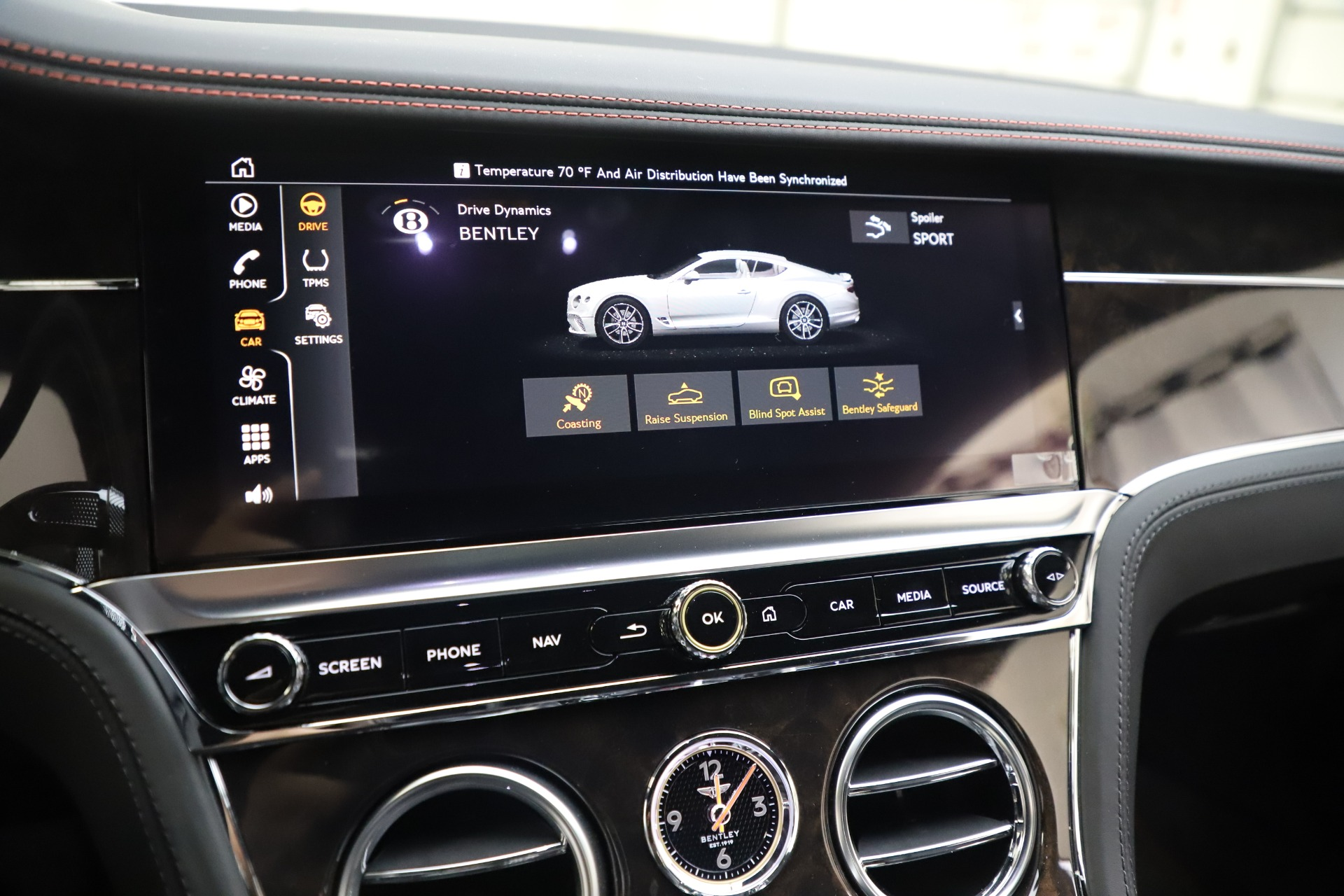 Used 2020 Bentley Continental GT V8 For Sale In Greenwich, CT 3504_p28