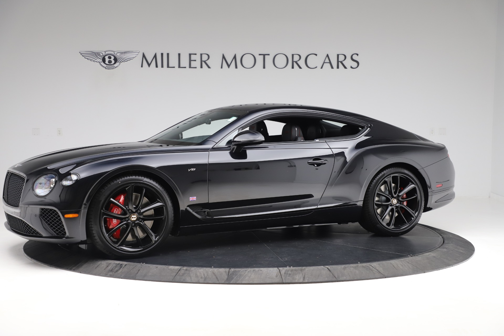 Used 2020 Bentley Continental GT V8 For Sale In Greenwich, CT 3504_p2