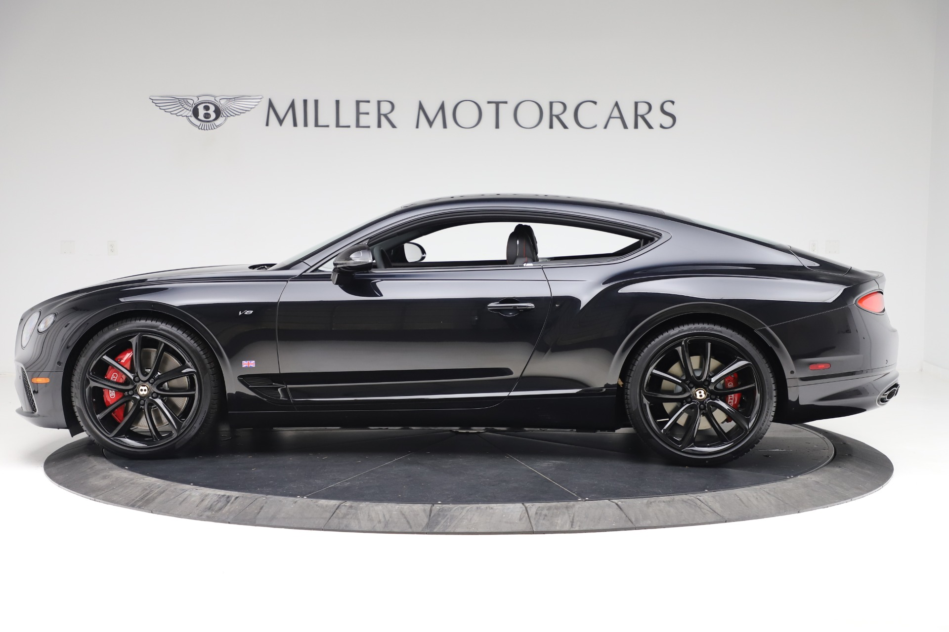 Used 2020 Bentley Continental GT V8 For Sale In Greenwich, CT 3504_p3