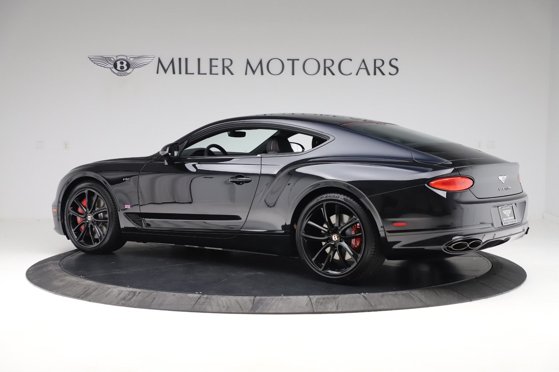 Used 2020 Bentley Continental GT V8 For Sale In Greenwich, CT 3504_p4