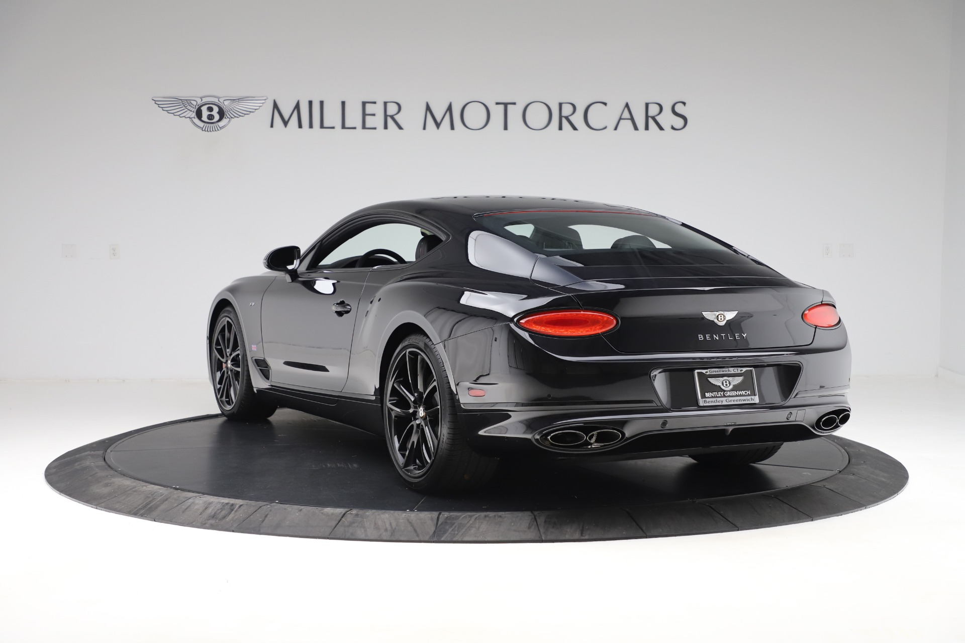 Used 2020 Bentley Continental GT V8 For Sale In Greenwich, CT 3504_p5