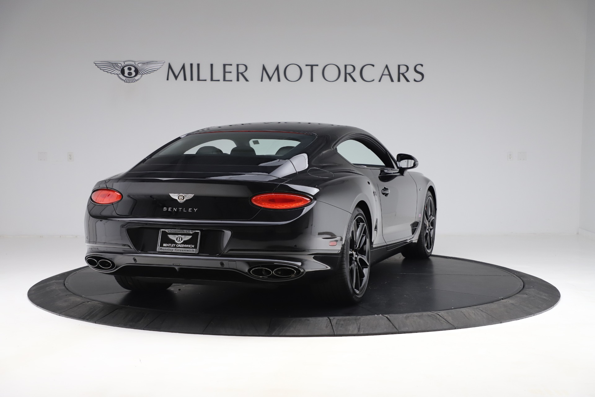 Used 2020 Bentley Continental GT V8 For Sale In Greenwich, CT 3504_p7