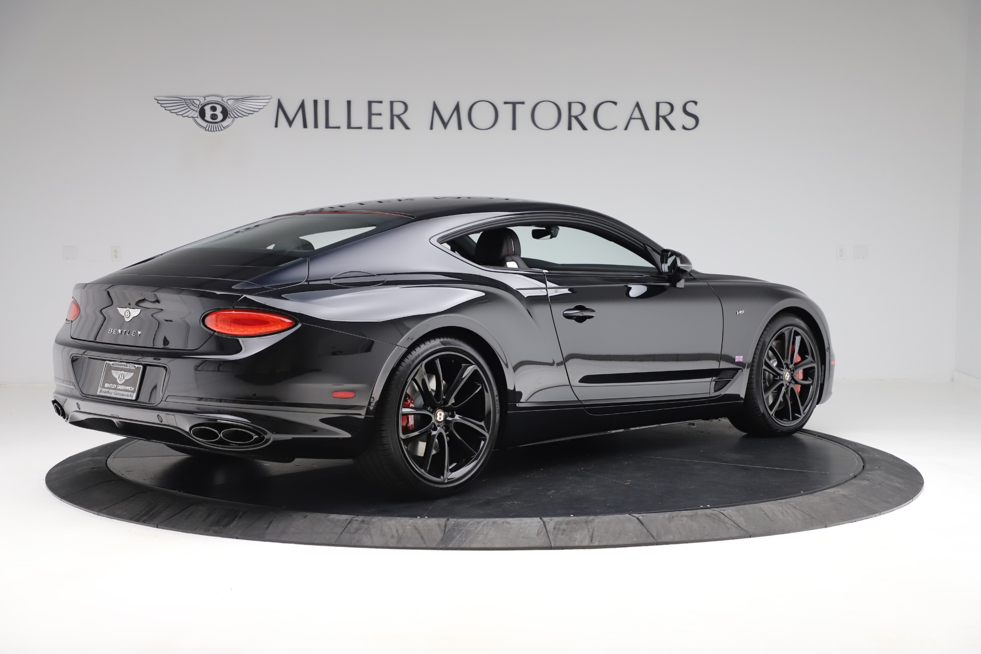 Used 2020 Bentley Continental GT V8 For Sale In Greenwich, CT 3504_p8