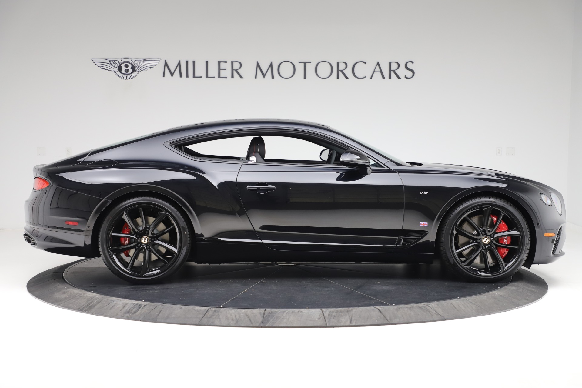Used 2020 Bentley Continental GT V8 For Sale In Greenwich, CT 3504_p9