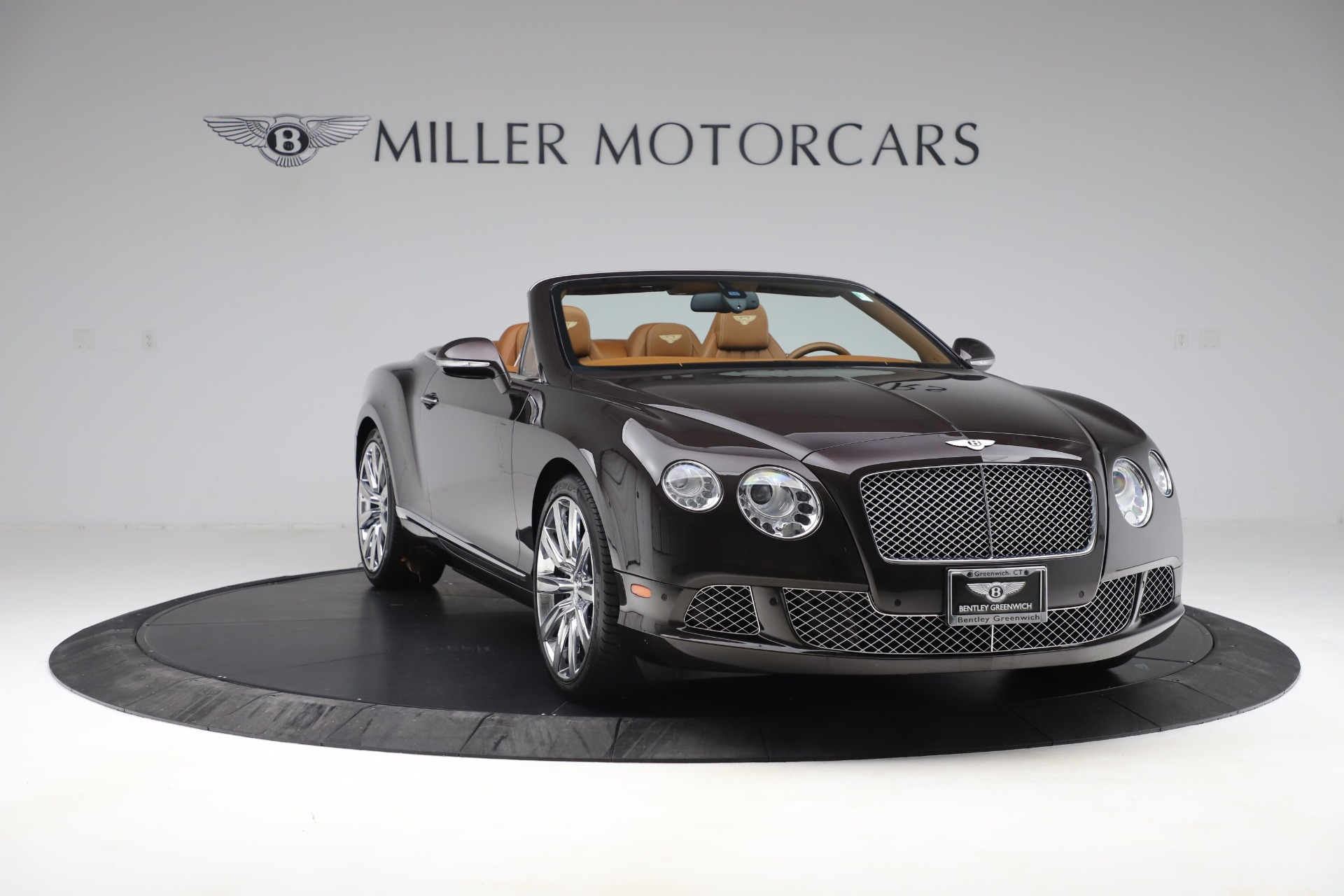Used 2013 Bentley Continental GT W12 For Sale In Greenwich, CT 3505_p11