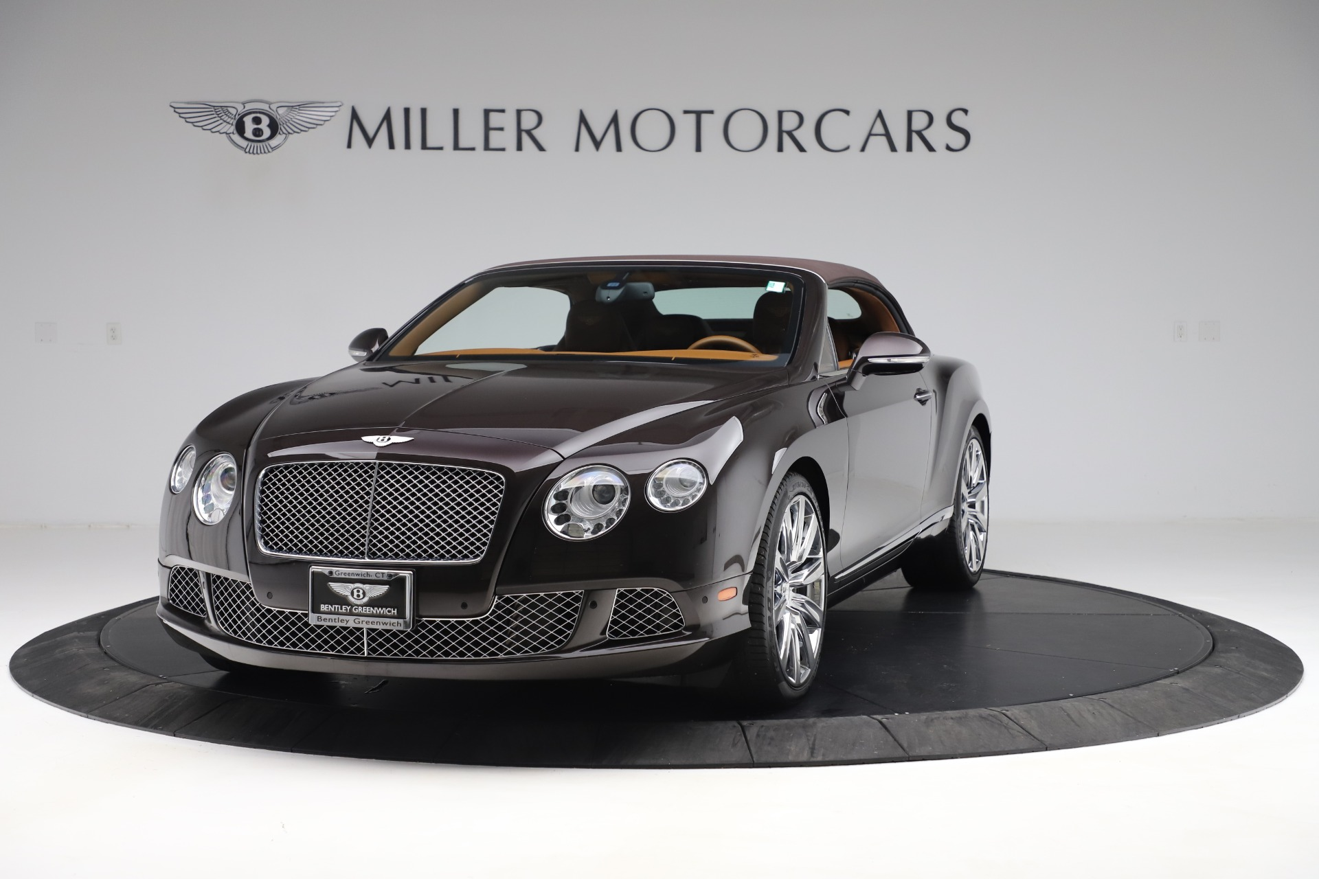 Used 2013 Bentley Continental GT W12 For Sale In Greenwich, CT 3505_p13