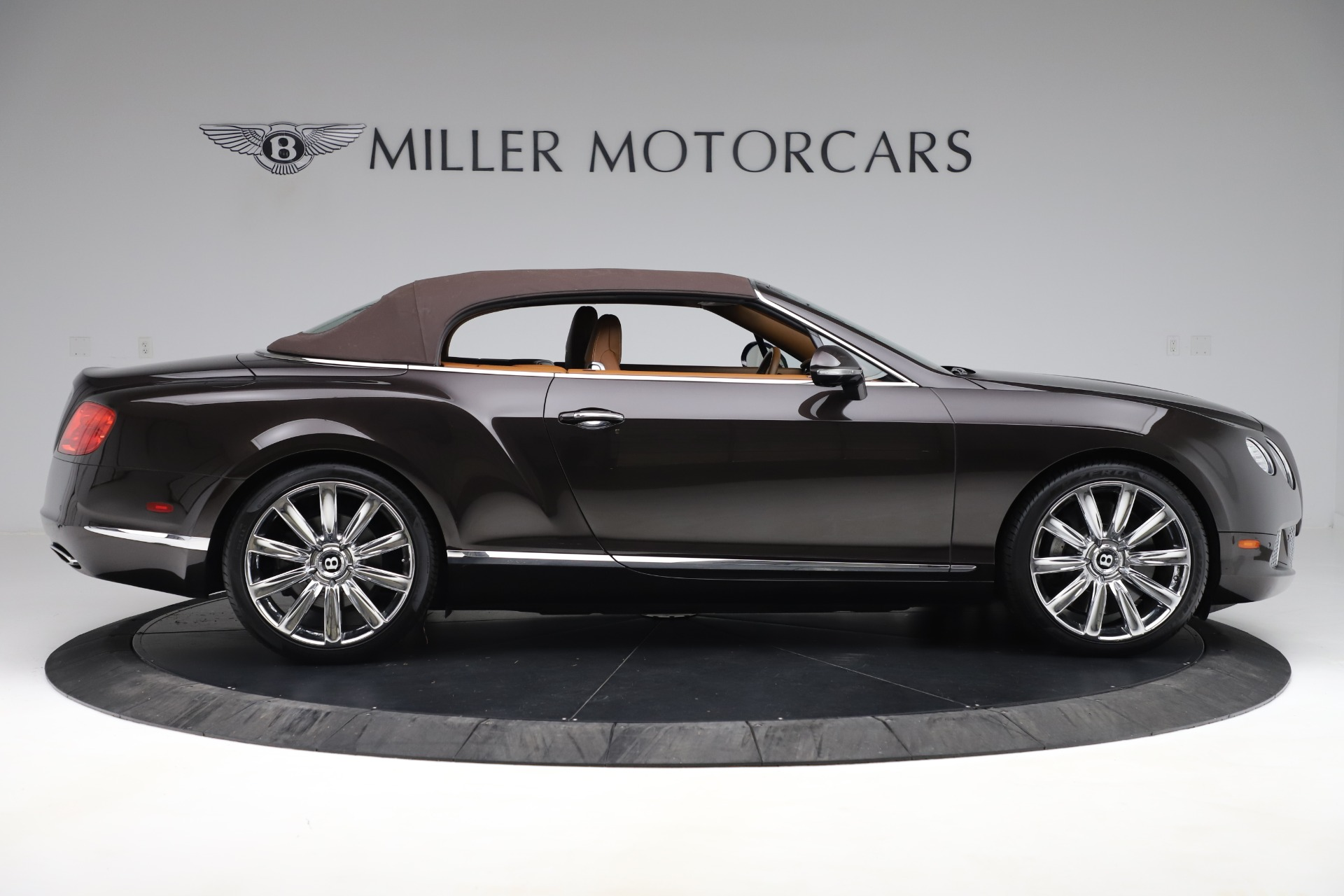 Used 2013 Bentley Continental GT W12 For Sale In Greenwich, CT 3505_p17