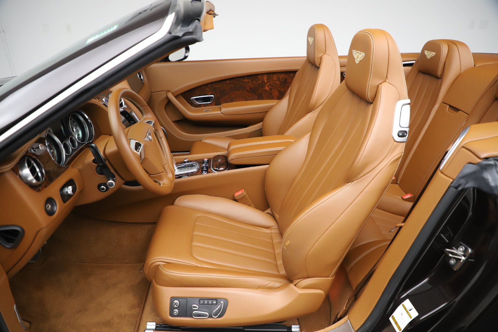 Used 2013 Bentley Continental GT W12 For Sale In Greenwich, CT 3505_p24